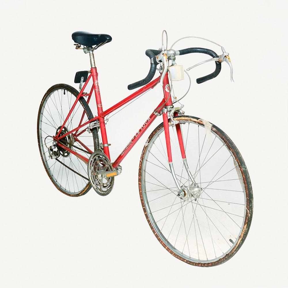 Vintage Schwinn Road Bicycle