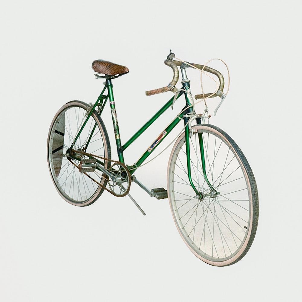 Vintage Scan Sport Road Bicycle