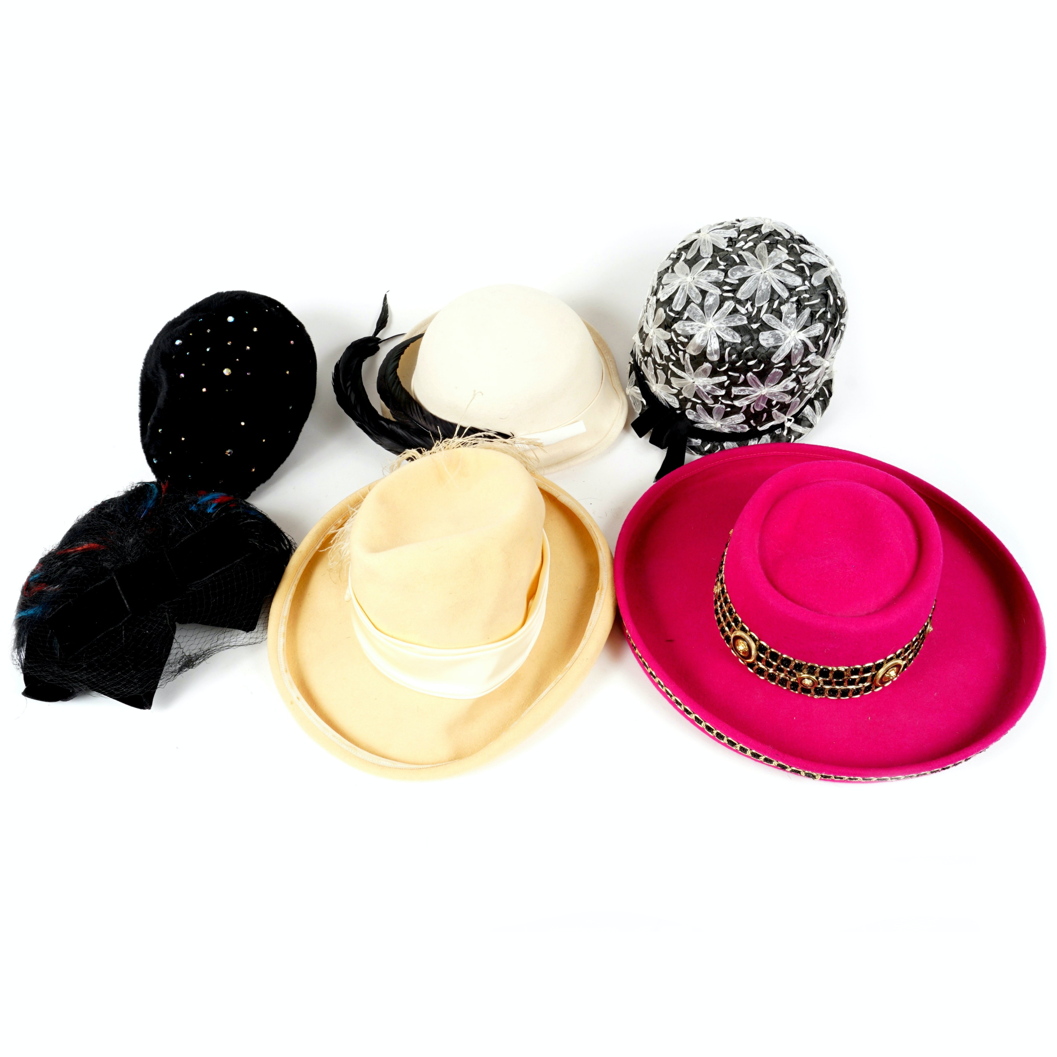 Vintage Hat Collection