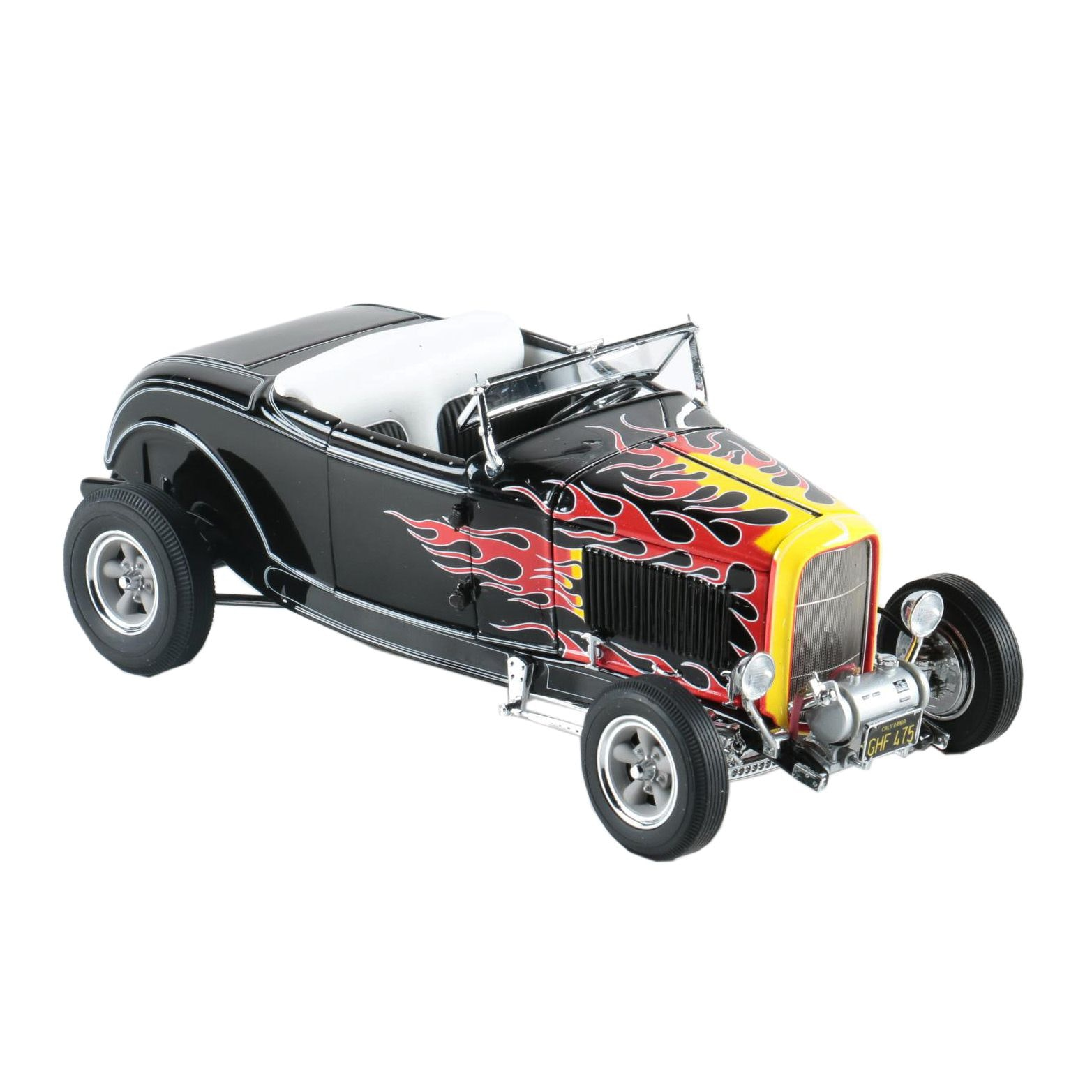 Limited Edition Danbury Mint McMullen Roadster Die-Cast Car