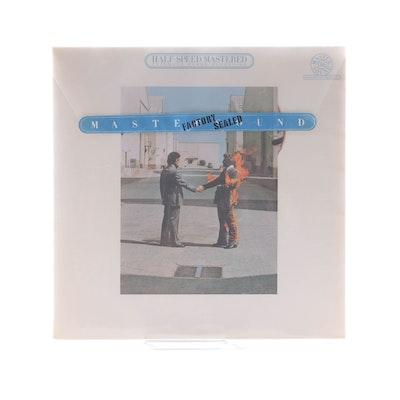 "Pink Floyd ""Wish You Were Here"" Half-Speed Mastered Audiophile Pressing LP"