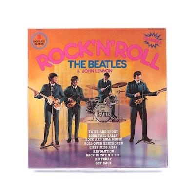"The Beatles ""Rock 'n' Roll"" LP Box Set"