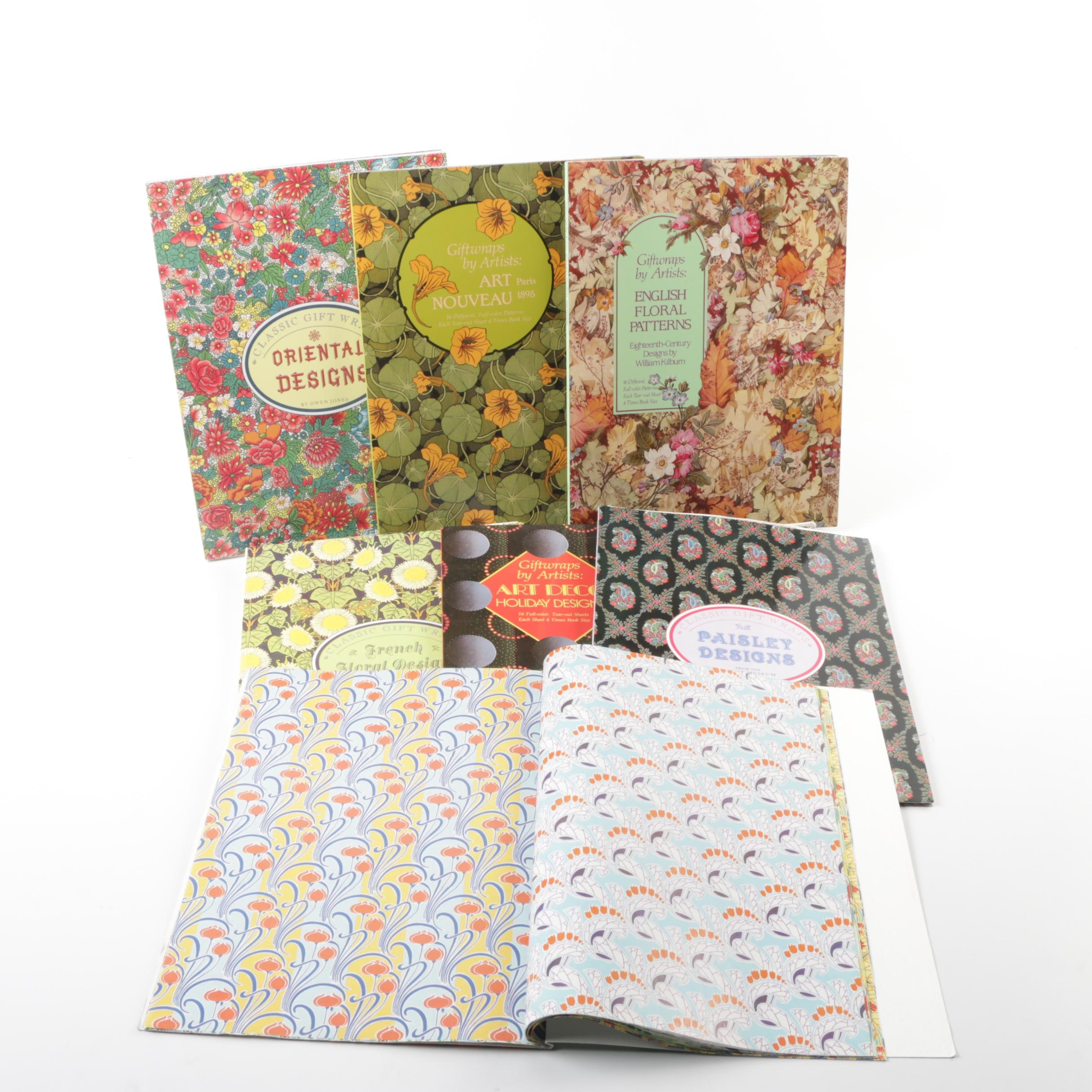 Dollhouse Wallpaper Booklets