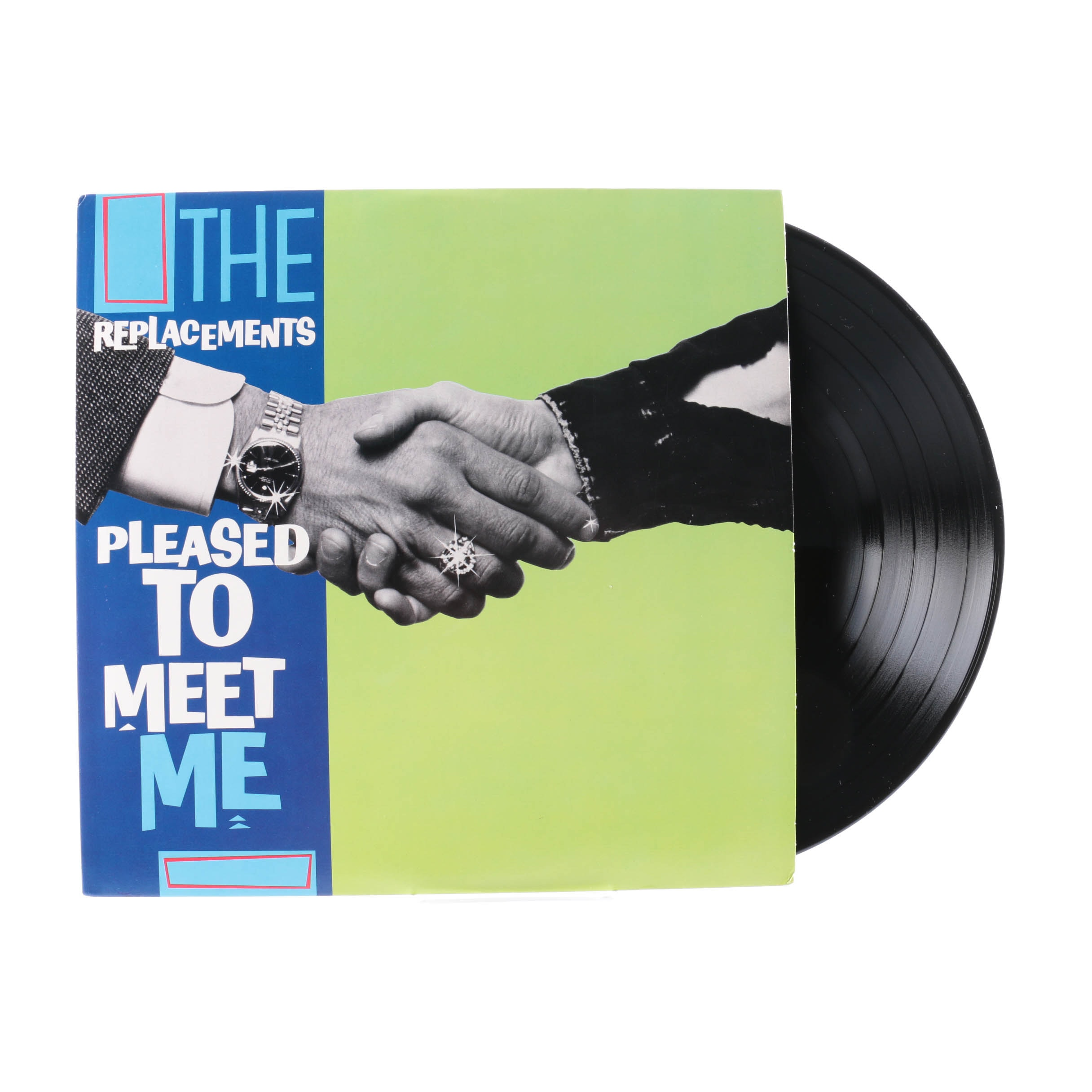 "The Replacements ""Pleased To Meet Me"" Club Edition LP"