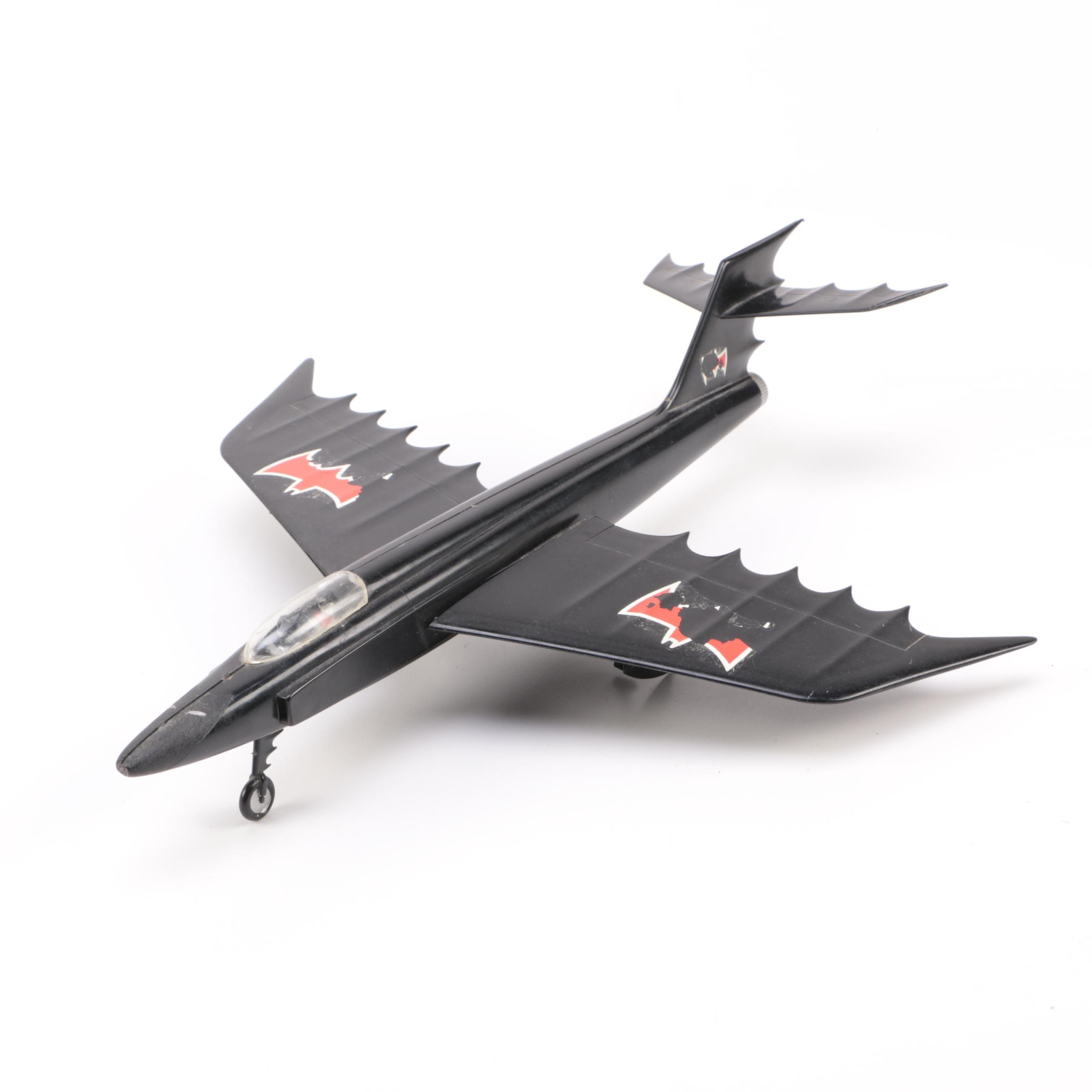 """1966 Aurora """"Batplane"""" Model"""