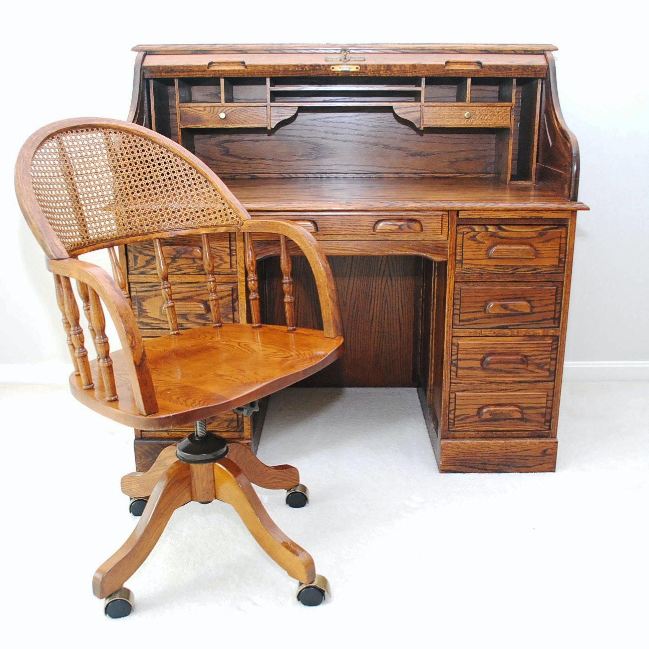 Oak Crest Desk Desk Design Ideas