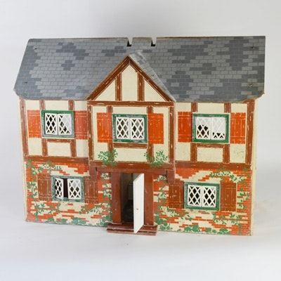 Tudor Cottage Style Doll House