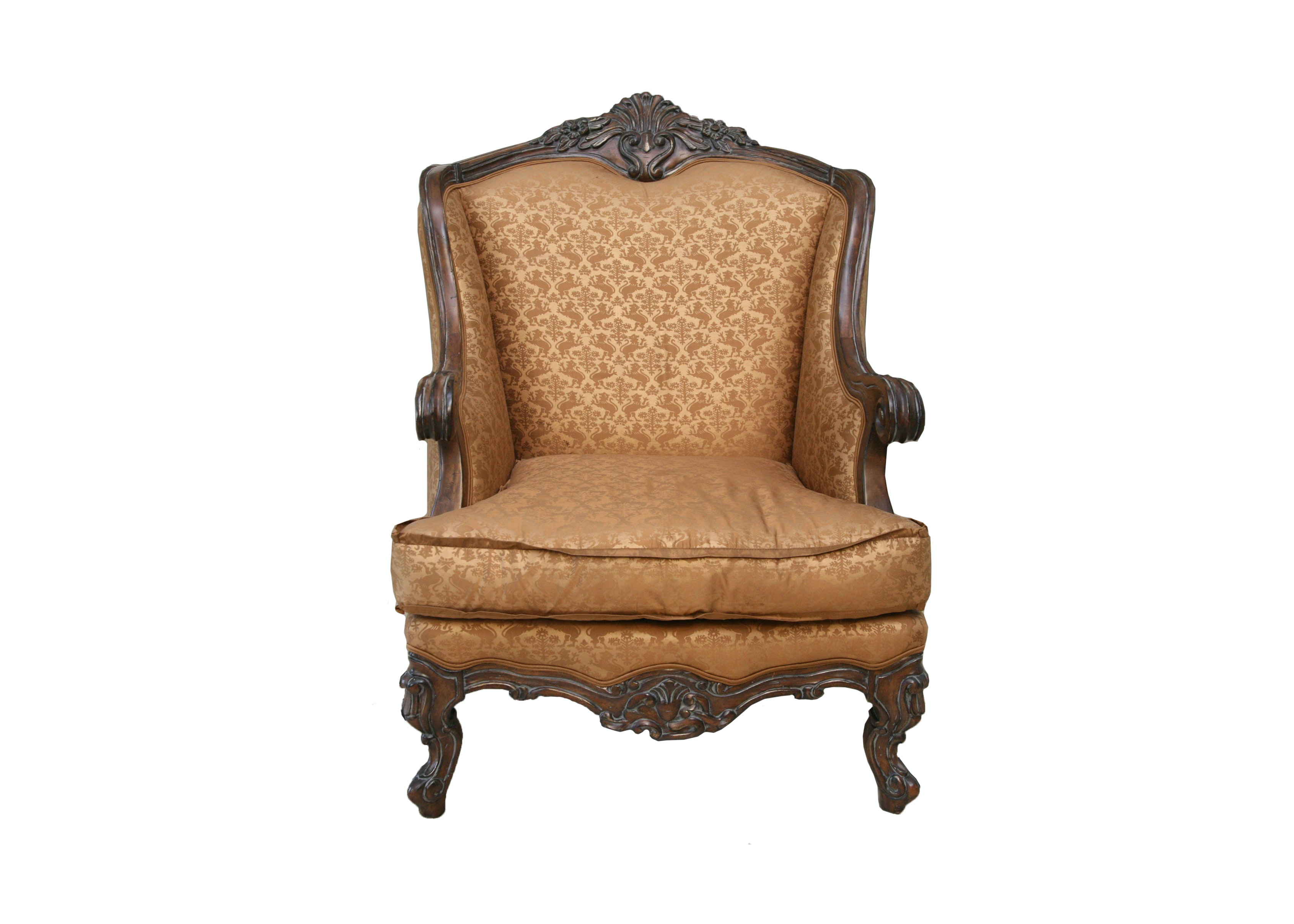 Louis XV Style Armchair