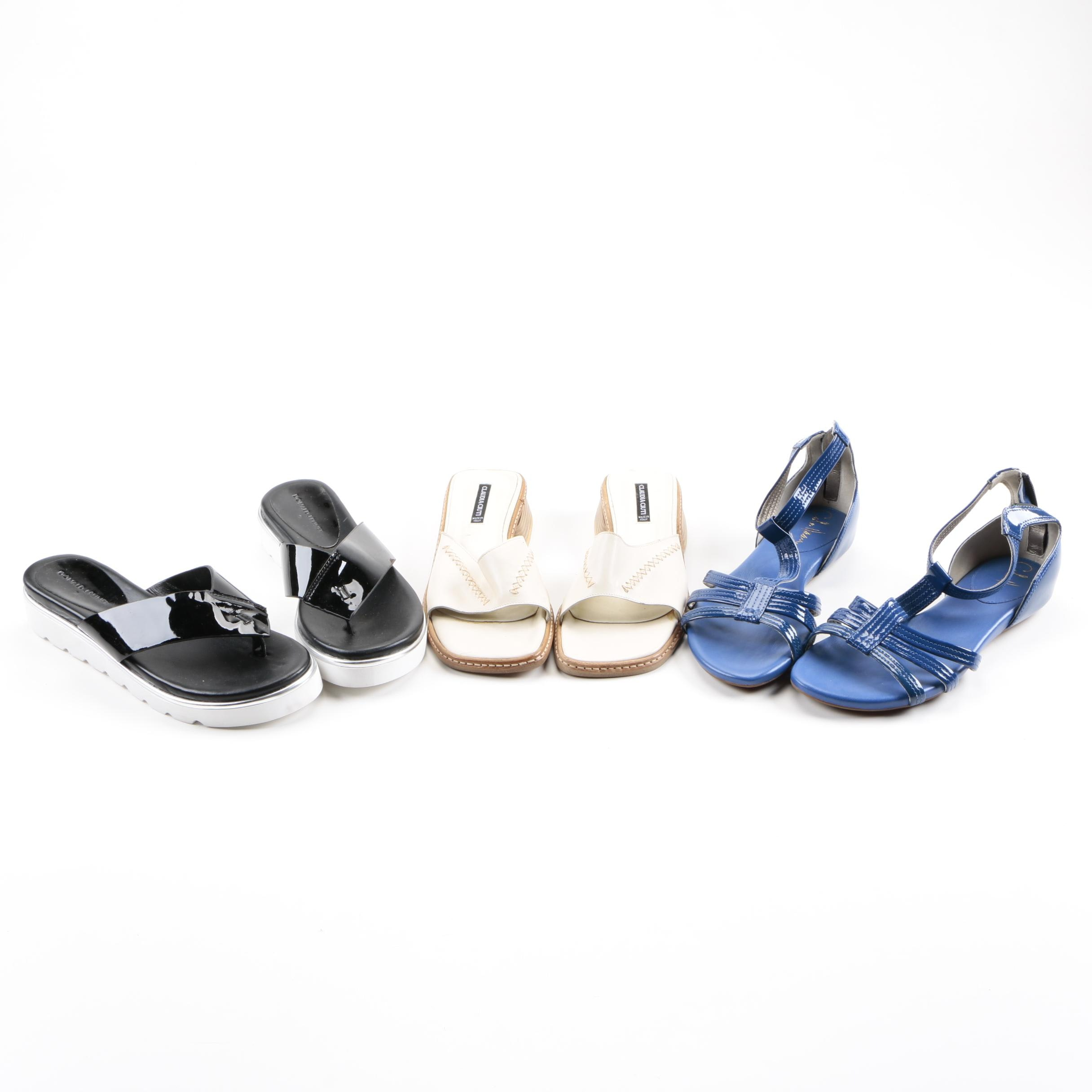Sandals Including Cole Haan and Donald J. Pliner