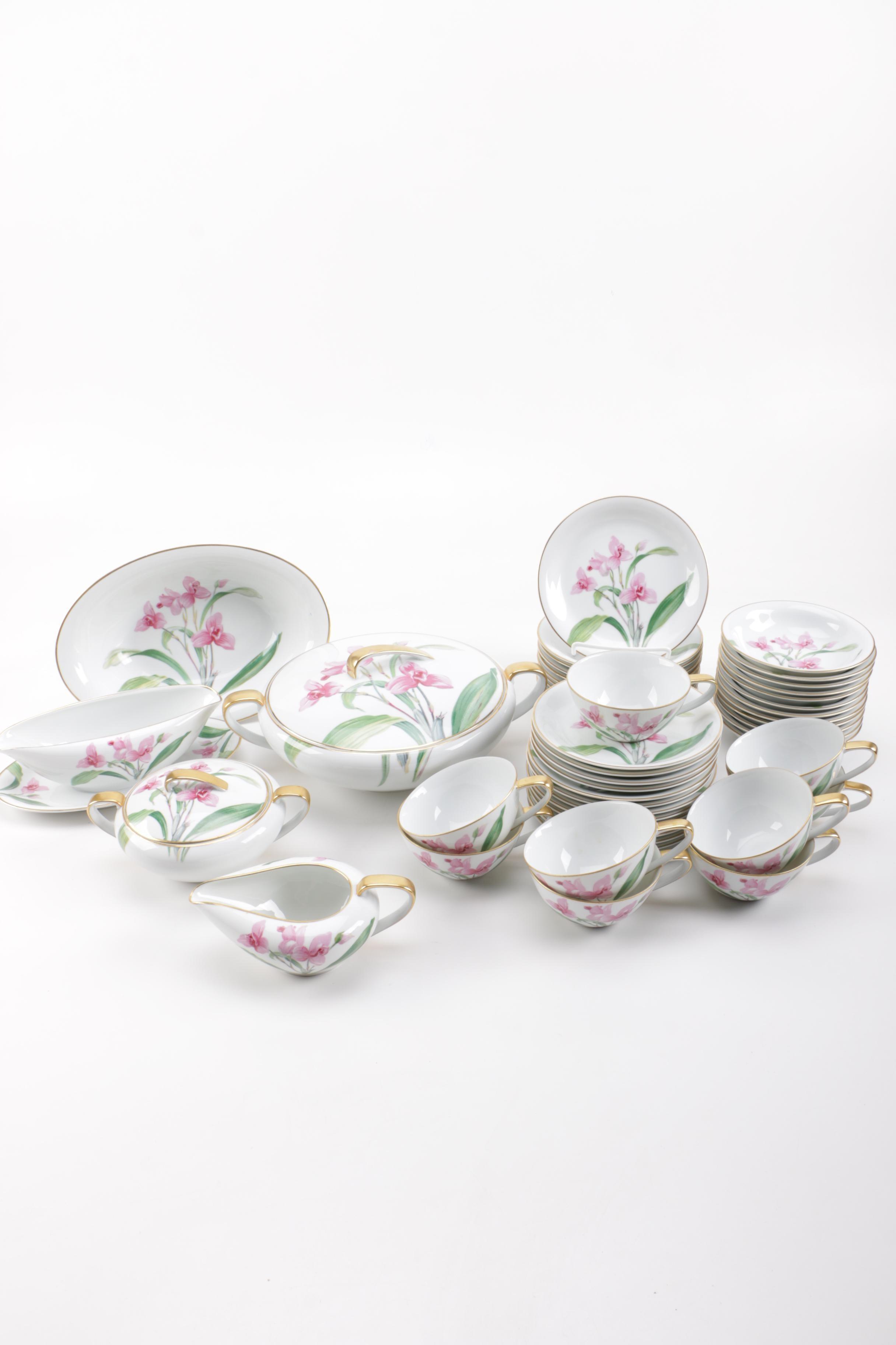 "1950 Noritake ""Ardine"" Tableware"