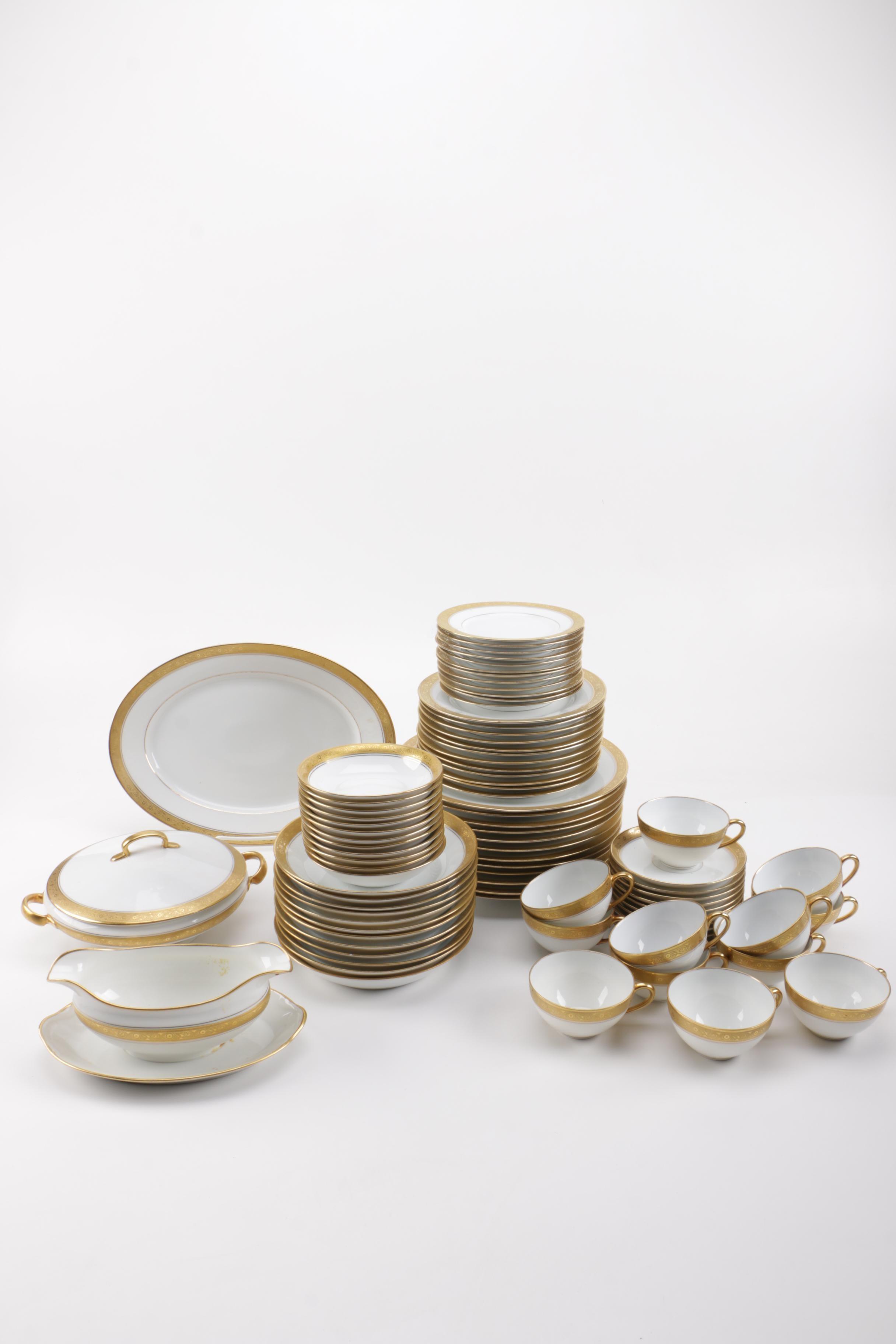 Bavaria Porcelain China