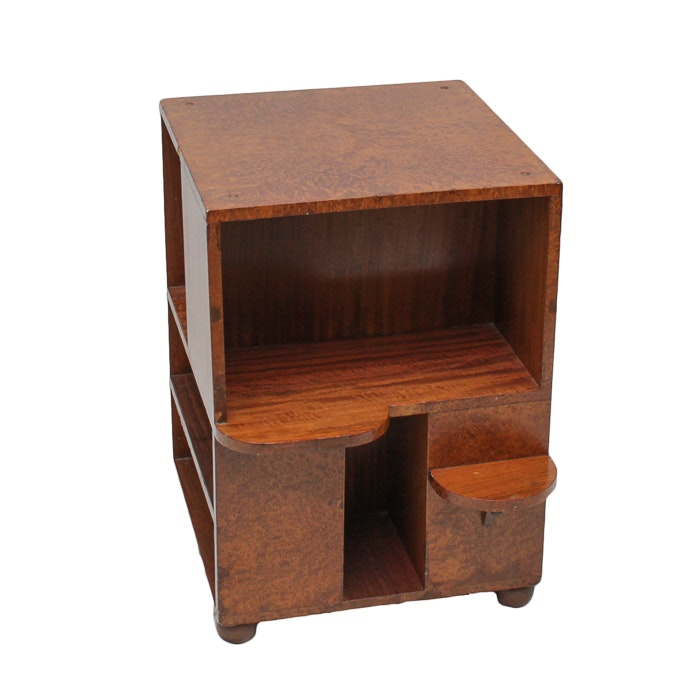 Cube Style Side Table