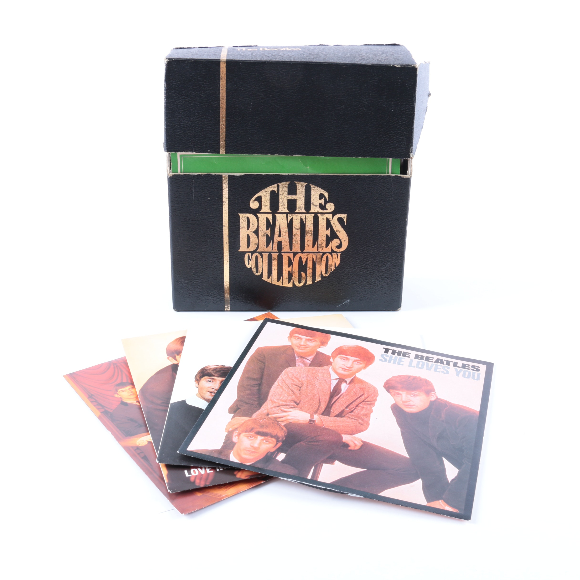 """The Beatles Collection"" 45 rpm Singles Box Set"