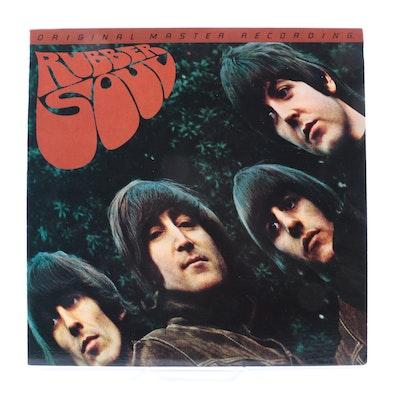 "The Beatles ""Rubber Soul"" Original Master Recording LP"