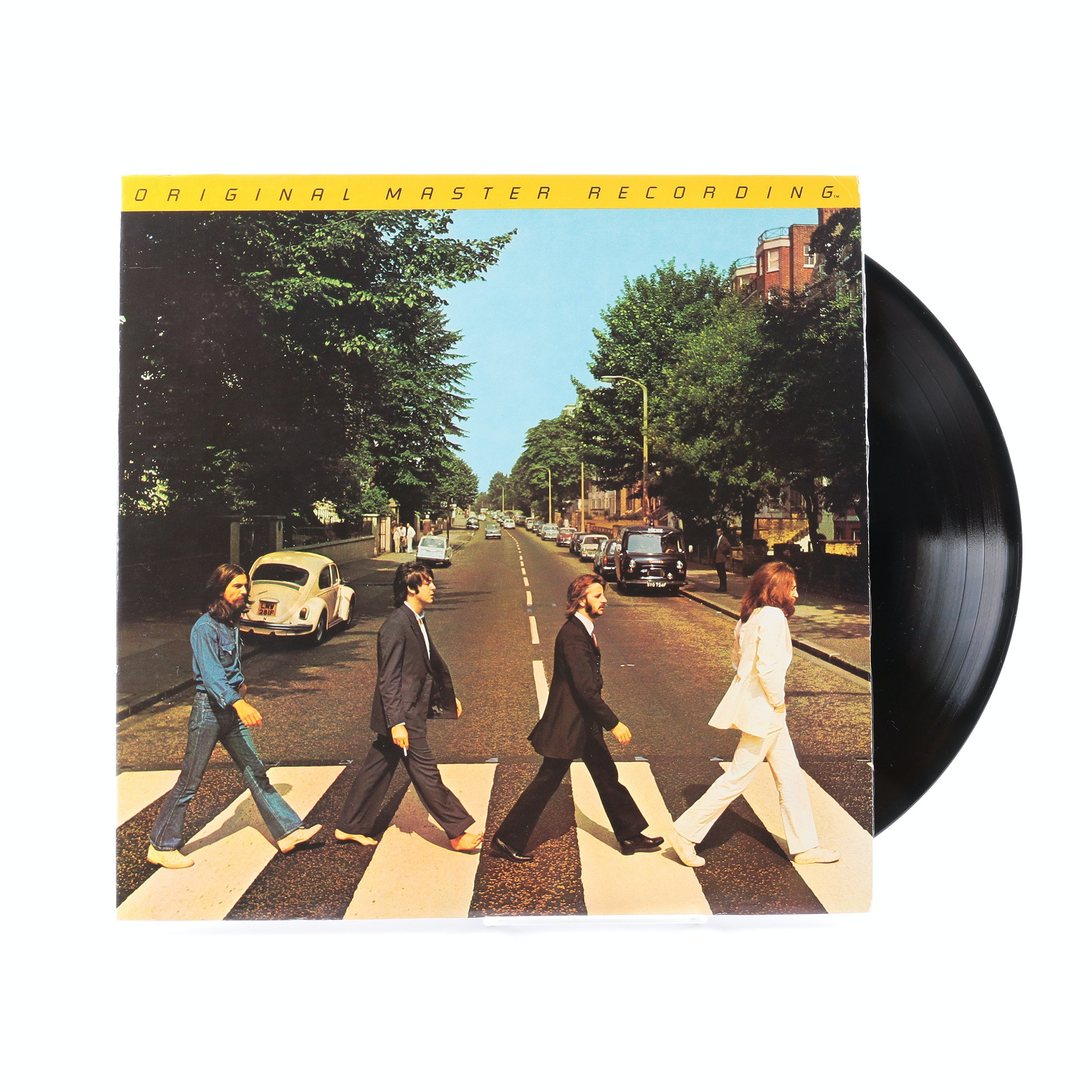 "The Beatles ""Abbey Road"" Original Master Recording LP"
