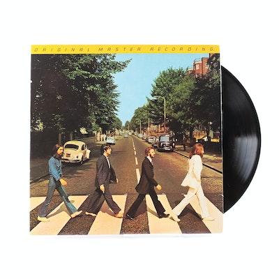 "The Beatles ""Abbey Road"" Original Master Recording LP"