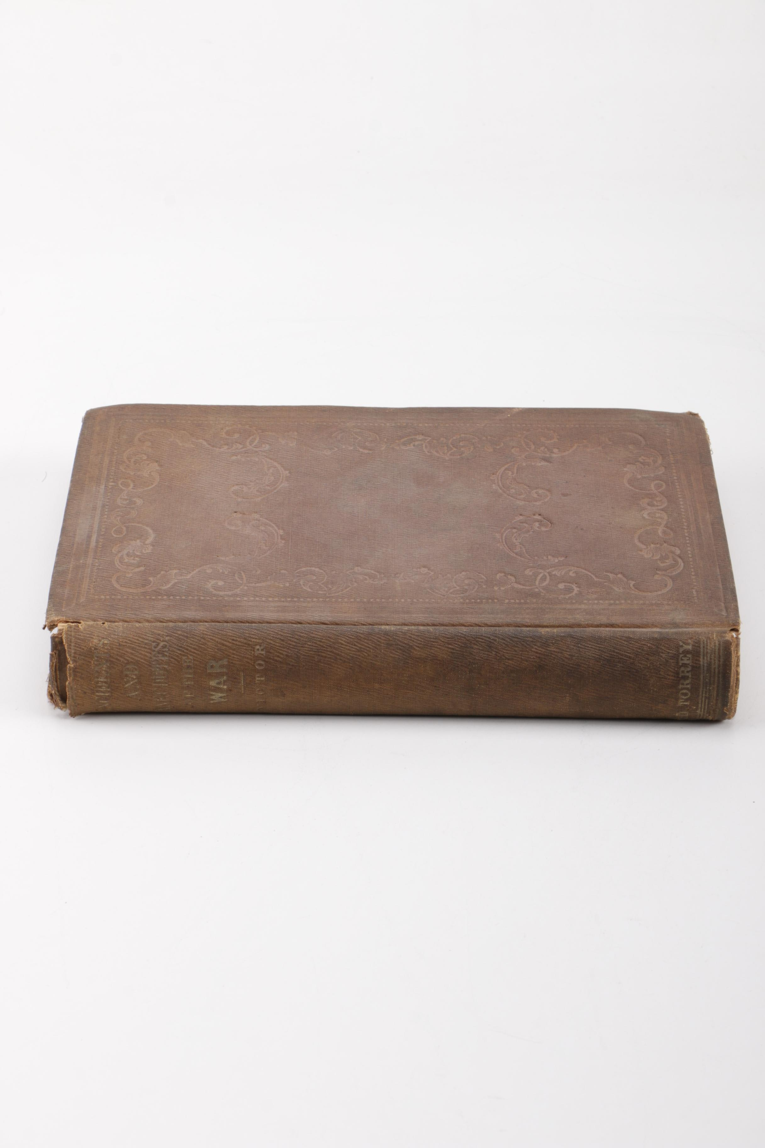 """1862 """"Incidents and Anecdotes of the War"""" by Orville James Victor"""