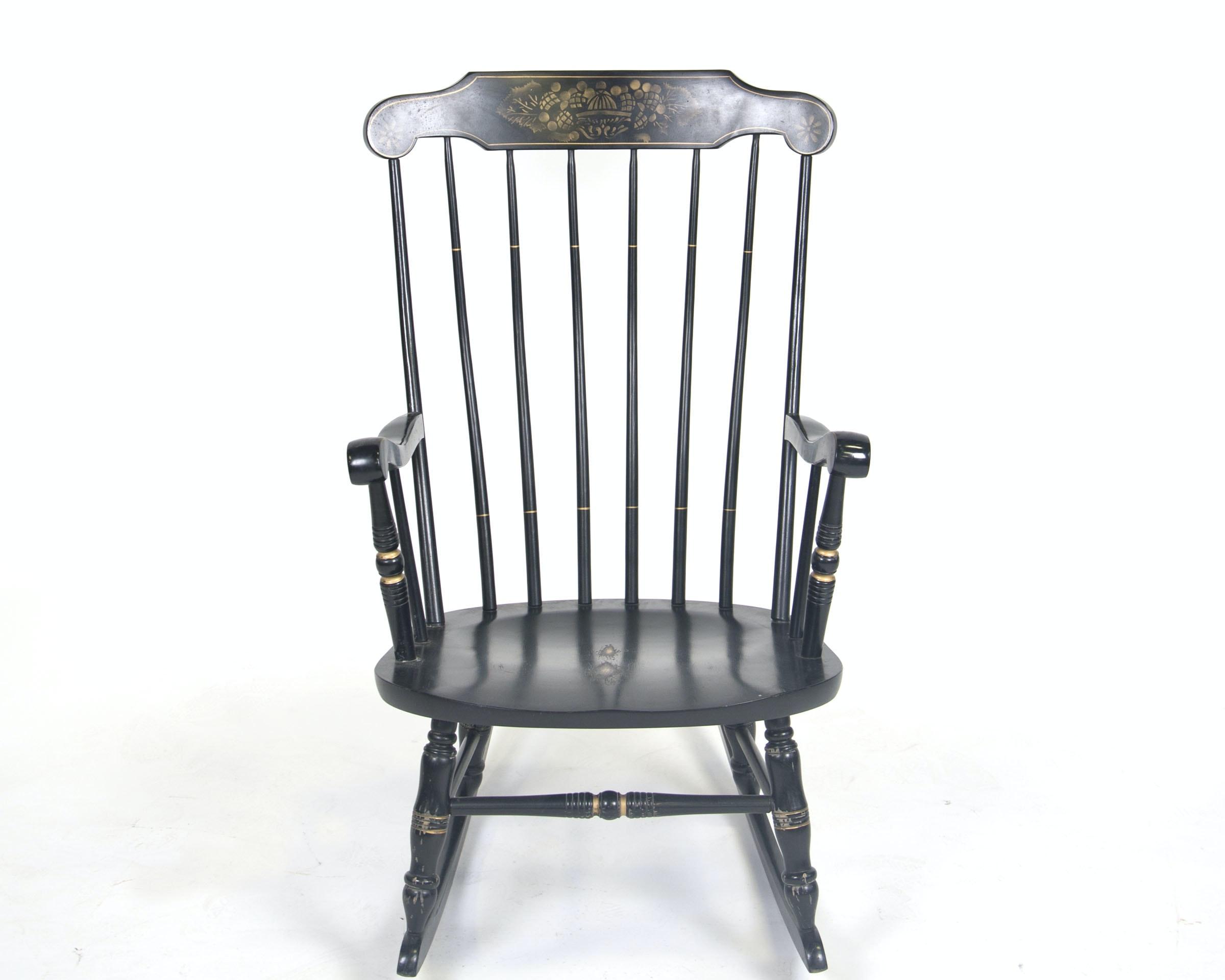 S. Bent & Bros. Rocking Chair