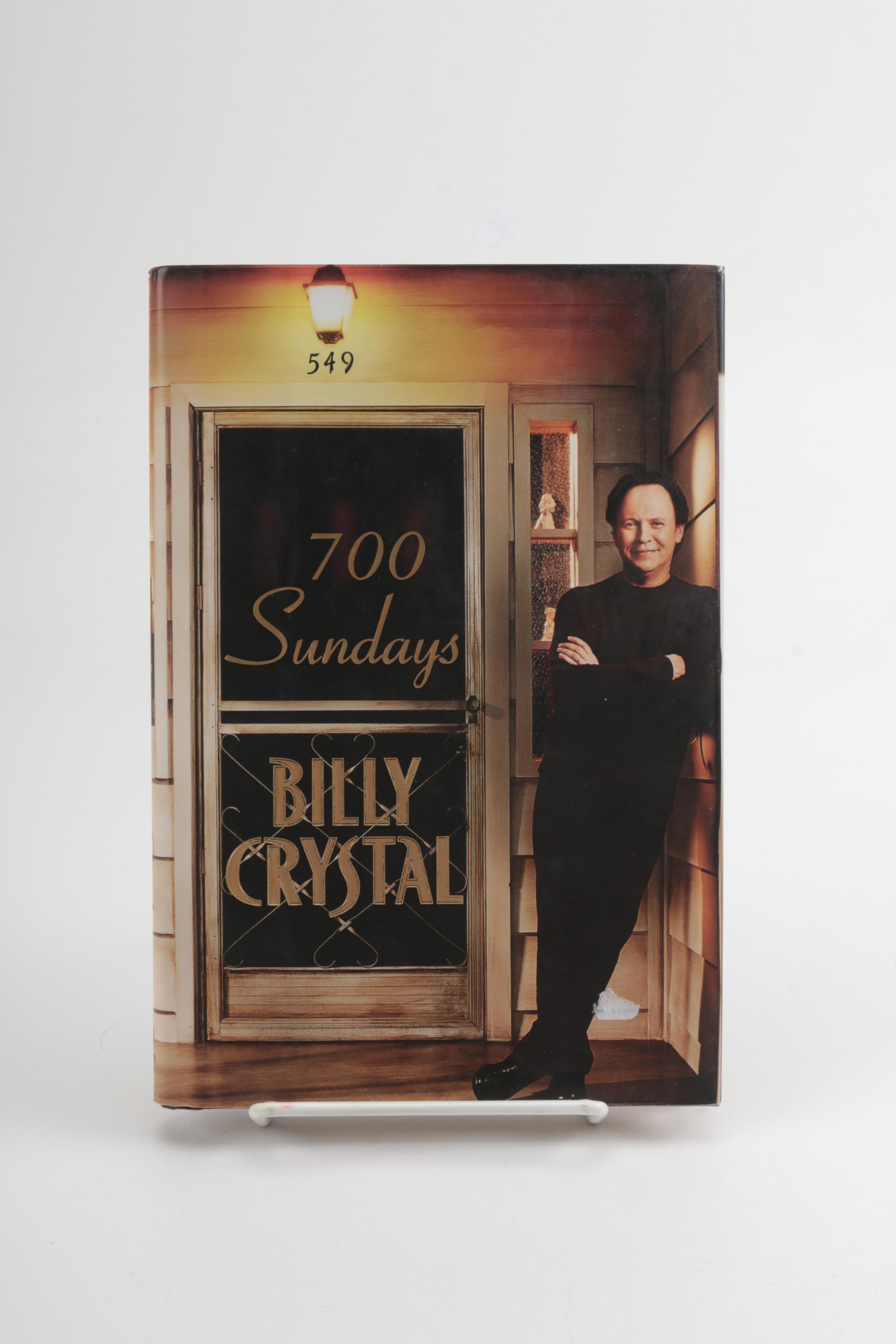 700 Sundays by Billy Crystal