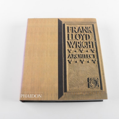 """1997 """"Frank Lloyd Wright Architect"""""""