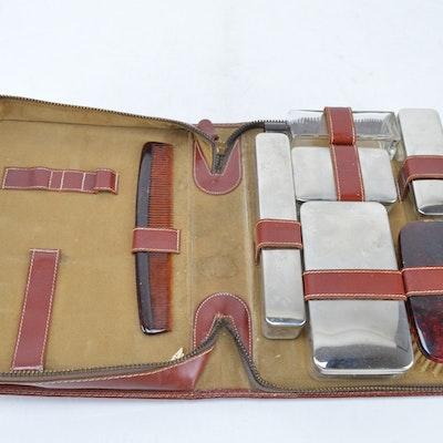 Vintage Men's Toiletry Kit