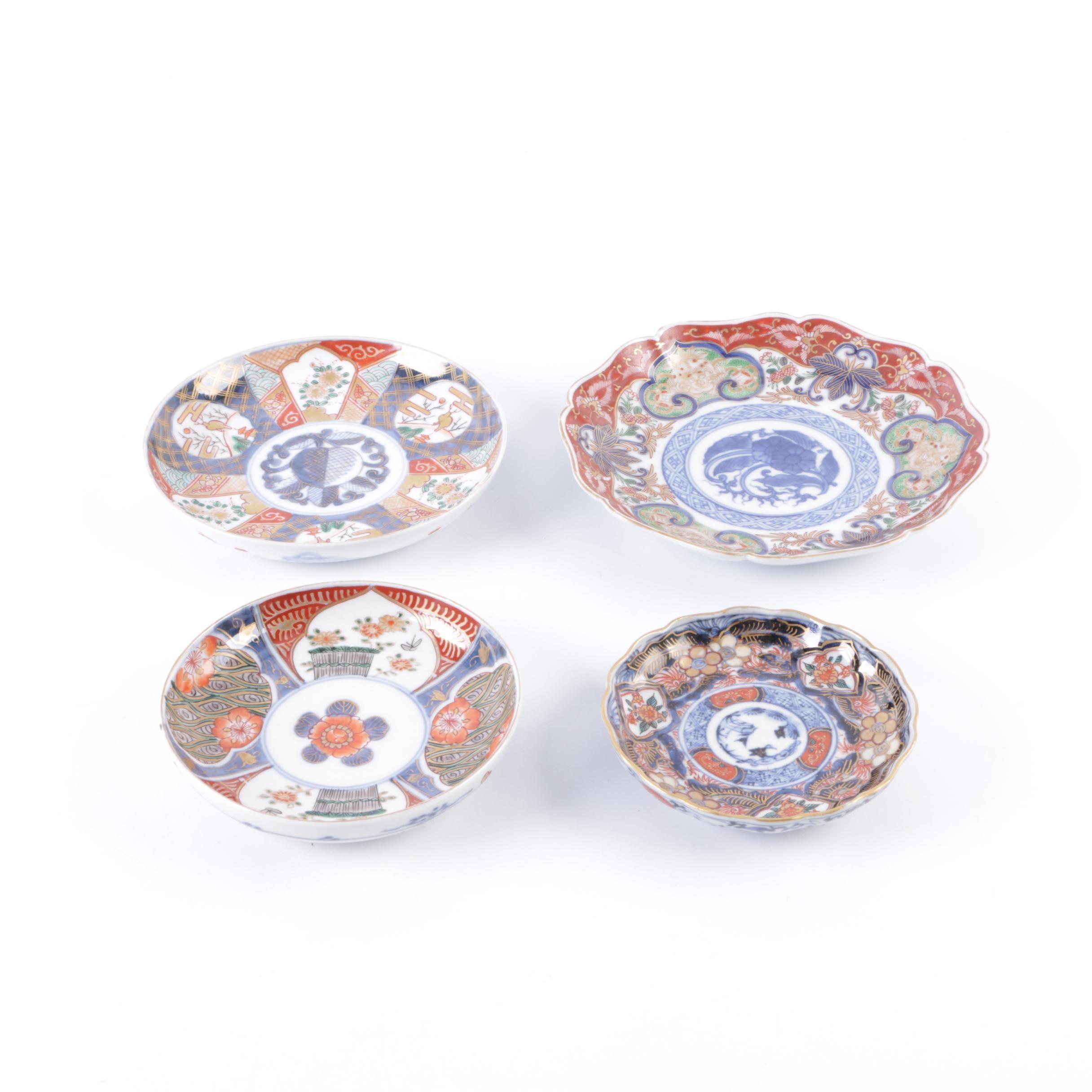 Collection of Imari Ware Plates