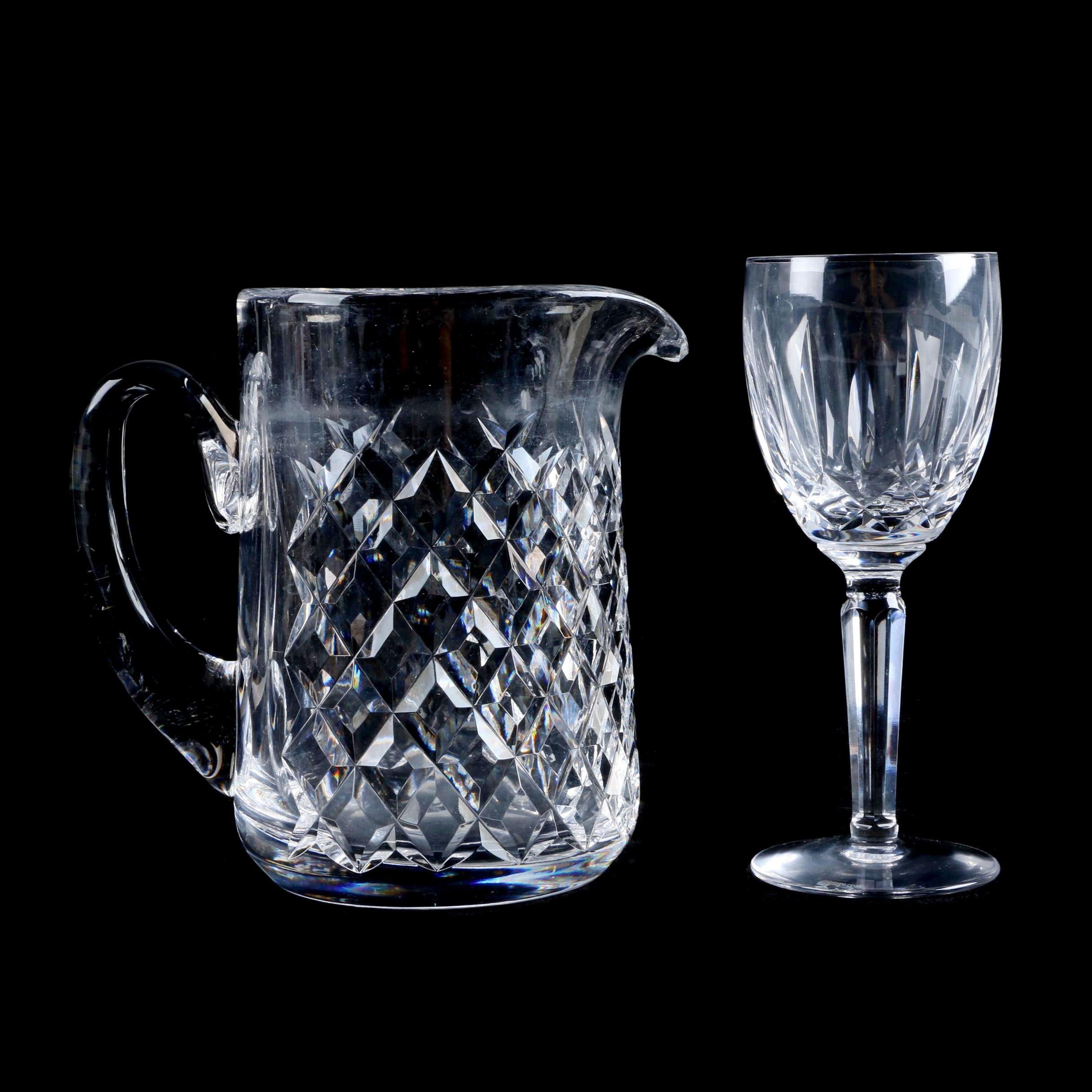 Waterford Crystal Barware