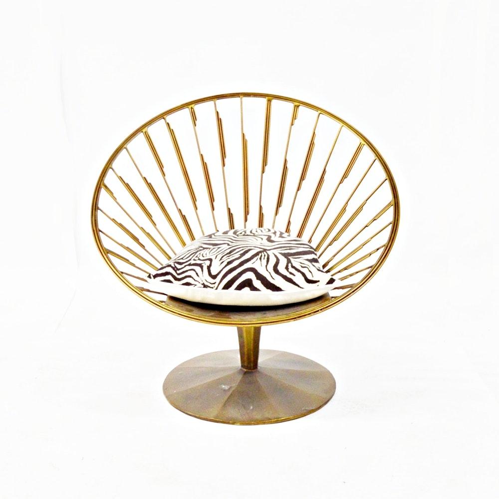 Vintage Modern Lounge Chair