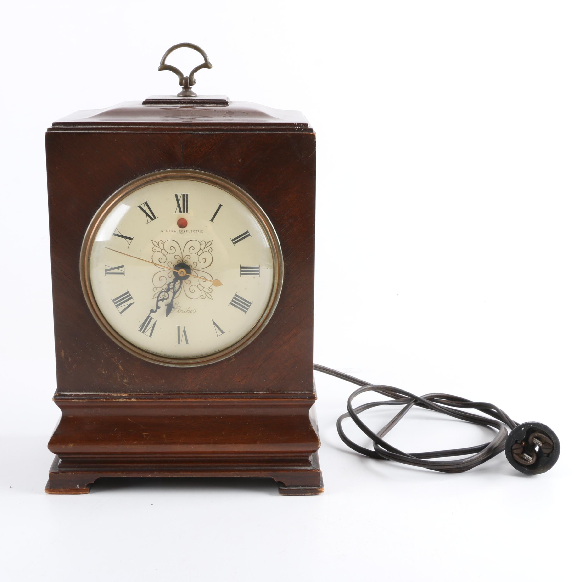 General Electric Mantle Clock