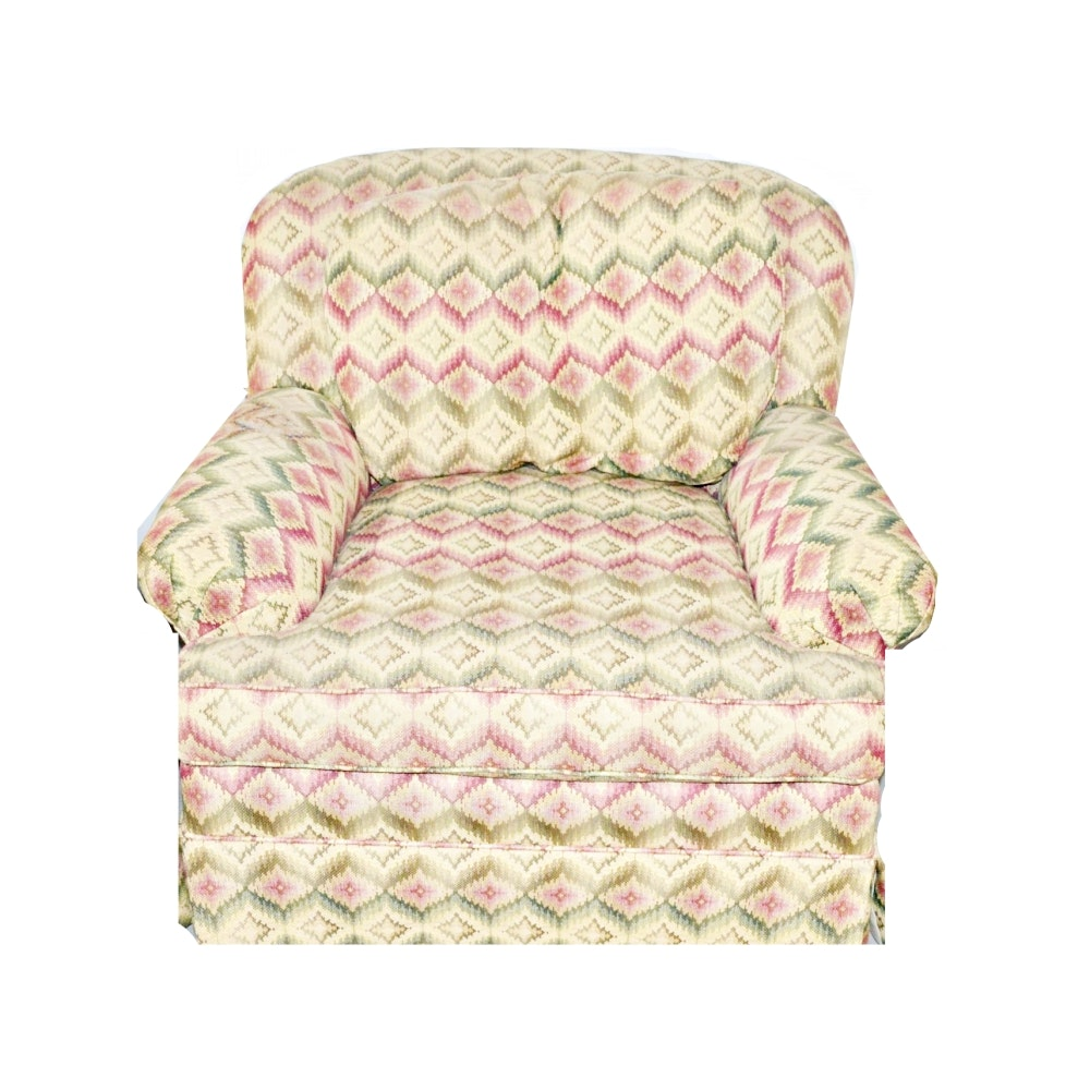 Swivel Club Chair By Hickory Chair