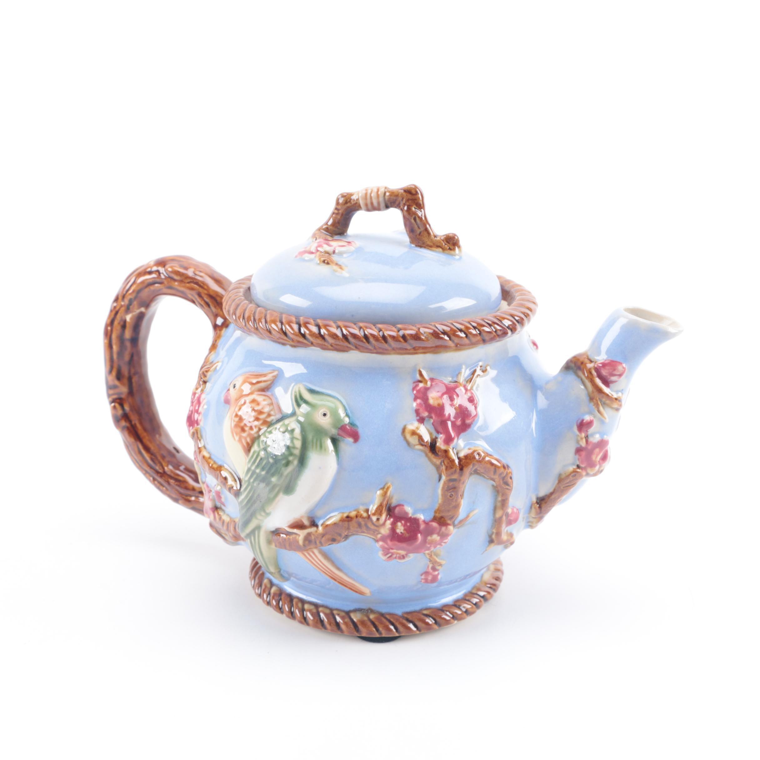 Decorative Ceramic Teapot