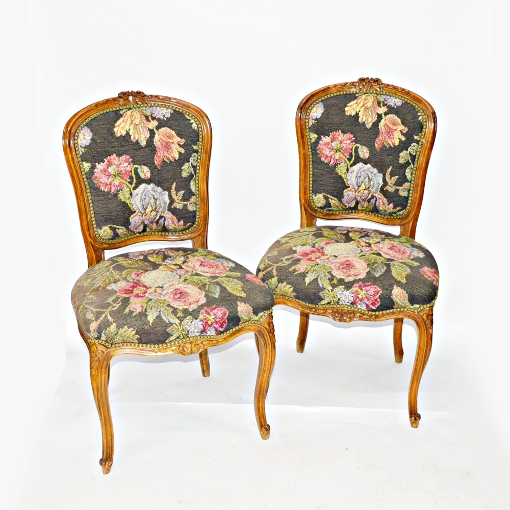 Adam Style Side Chairs