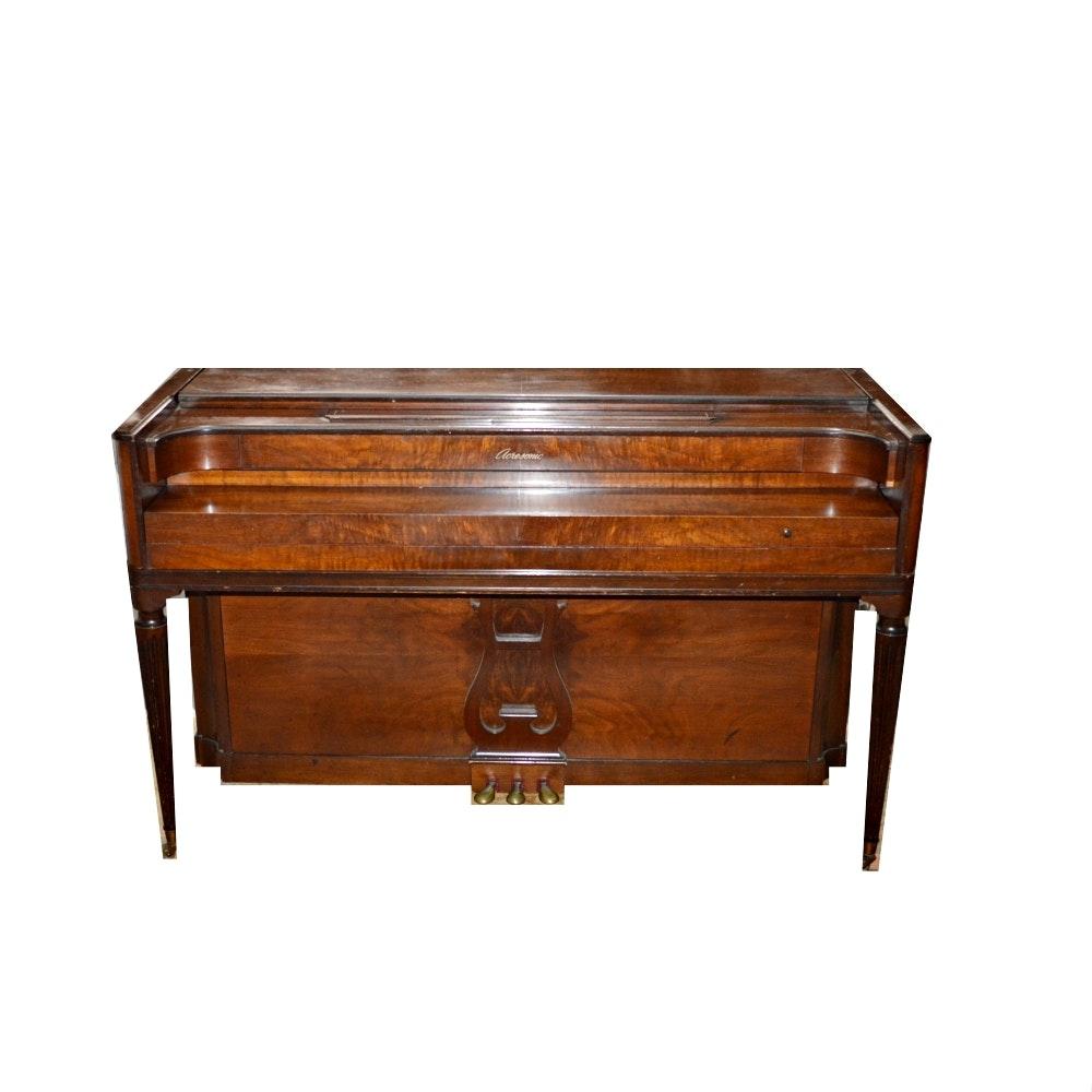 Vintage Aerosonic Spinet Piano