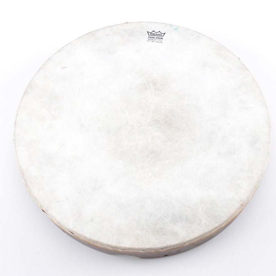 Remo Frame Drum : EBTH