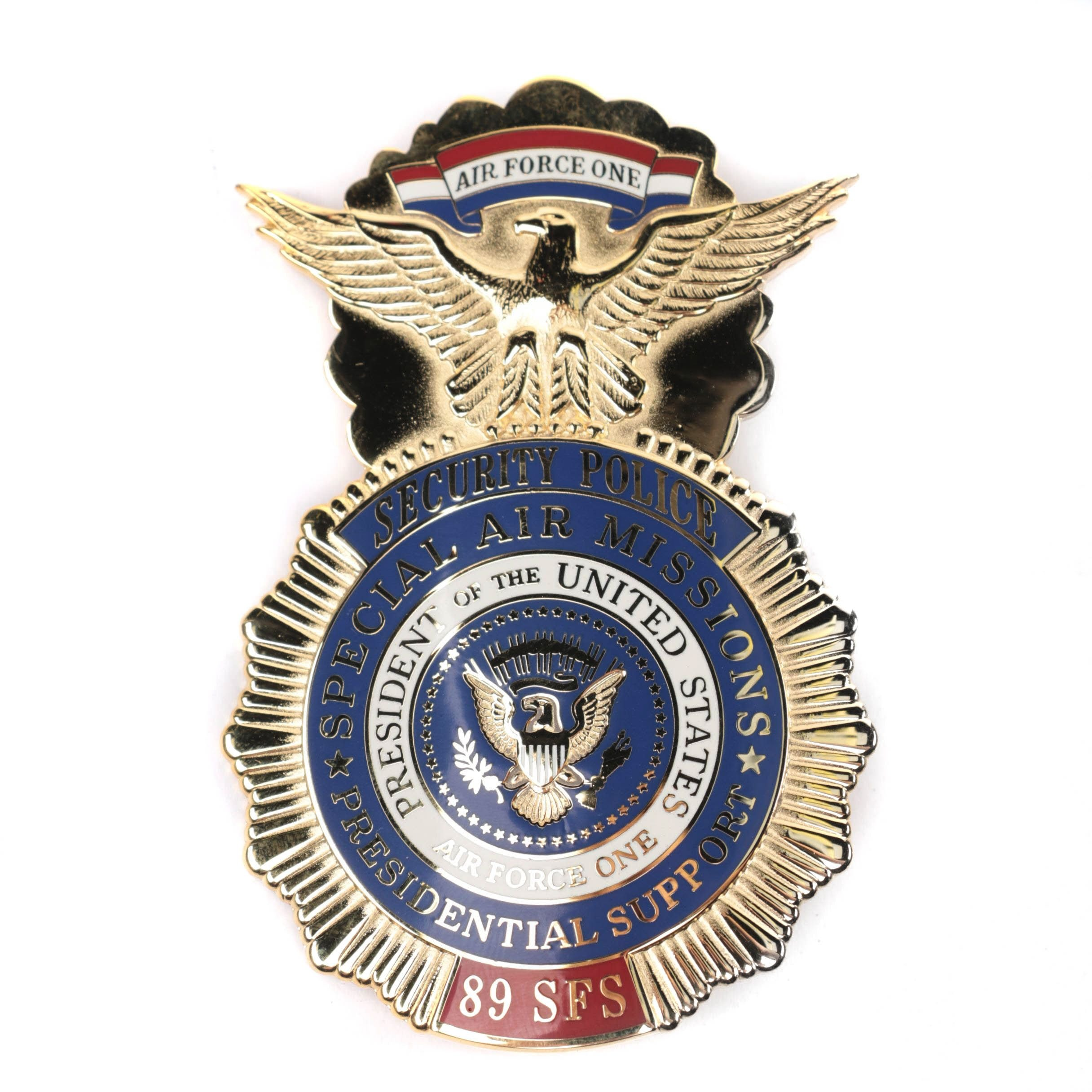 Air Force One Badge