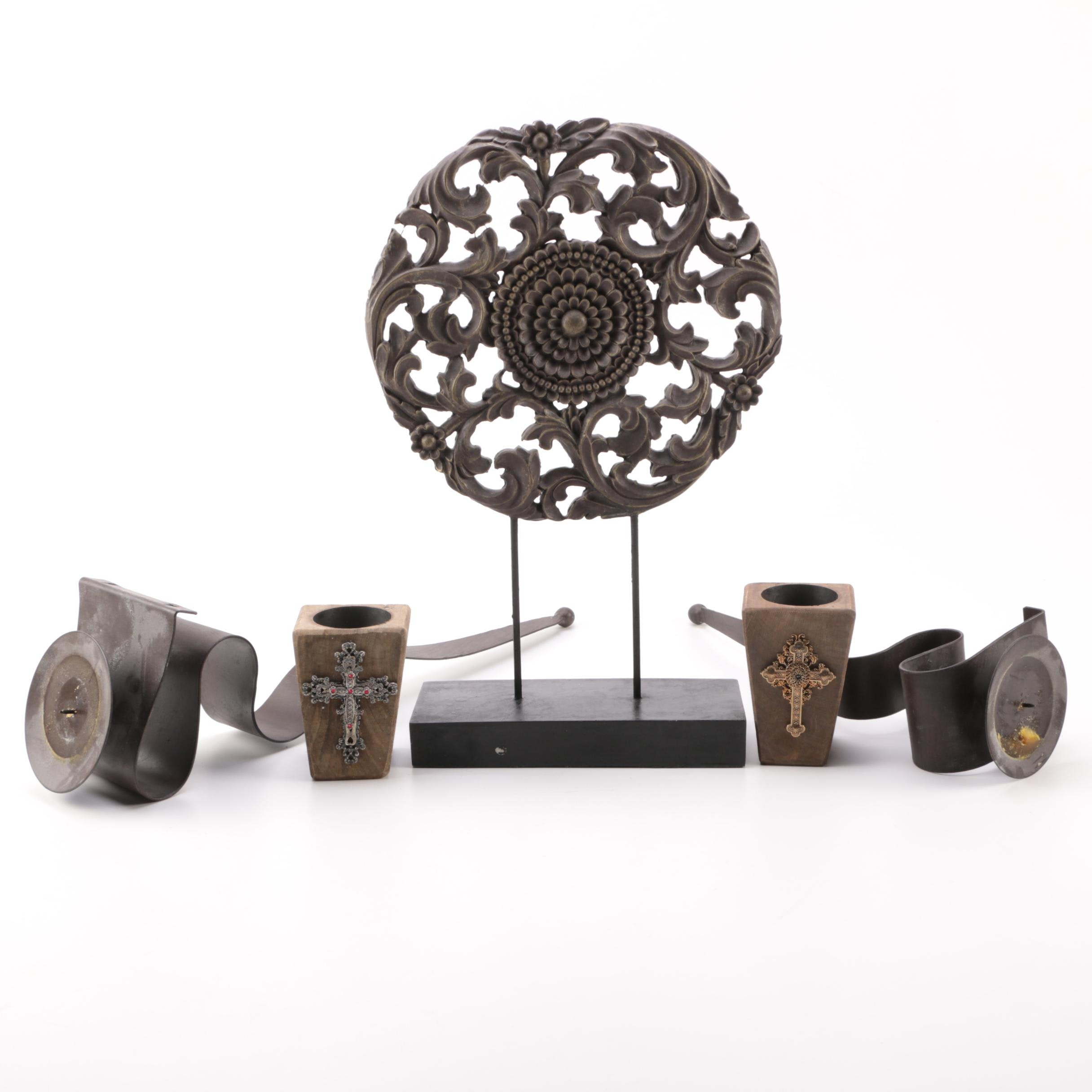 Candleholders and More