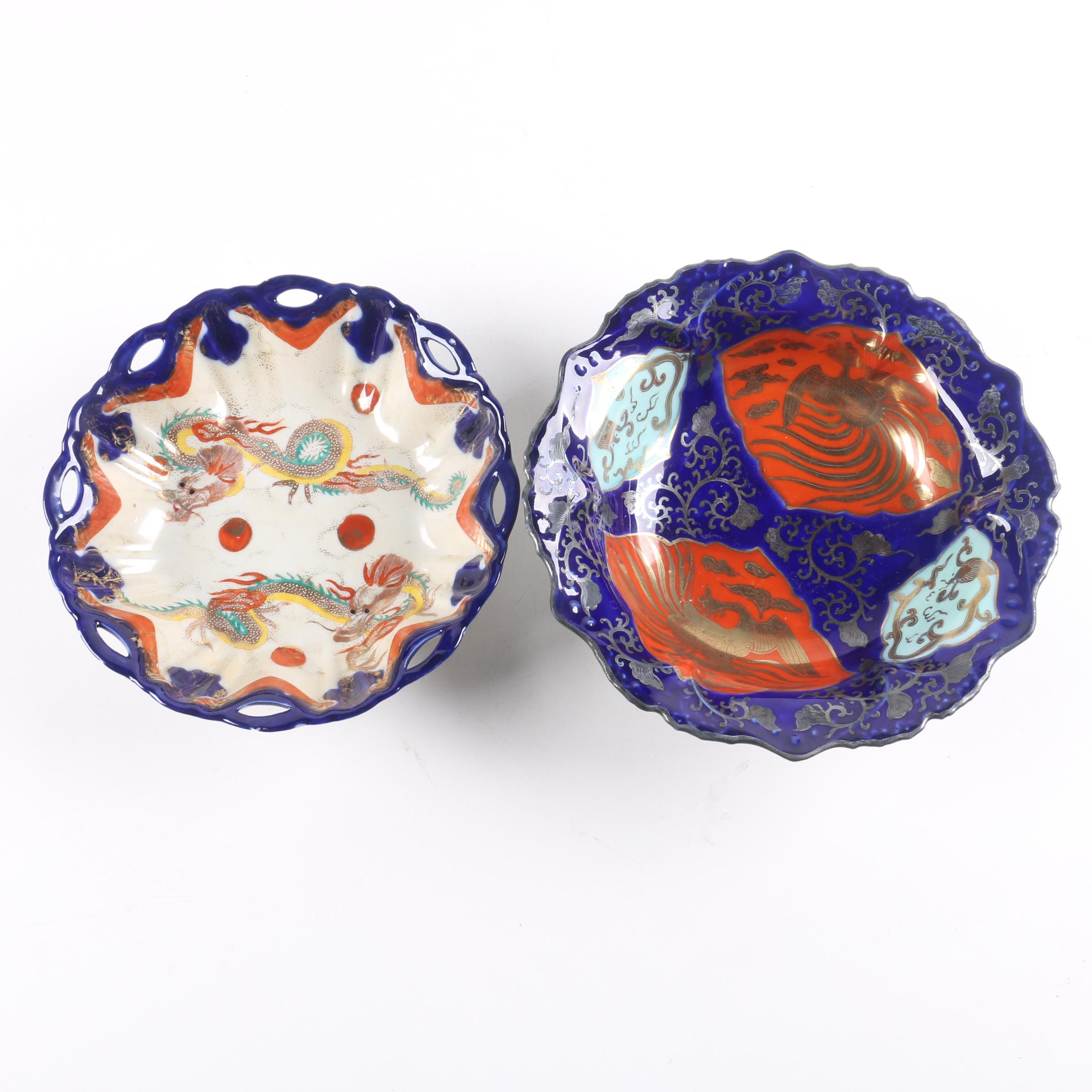 Handpainted Chinese Porcelain Bowls