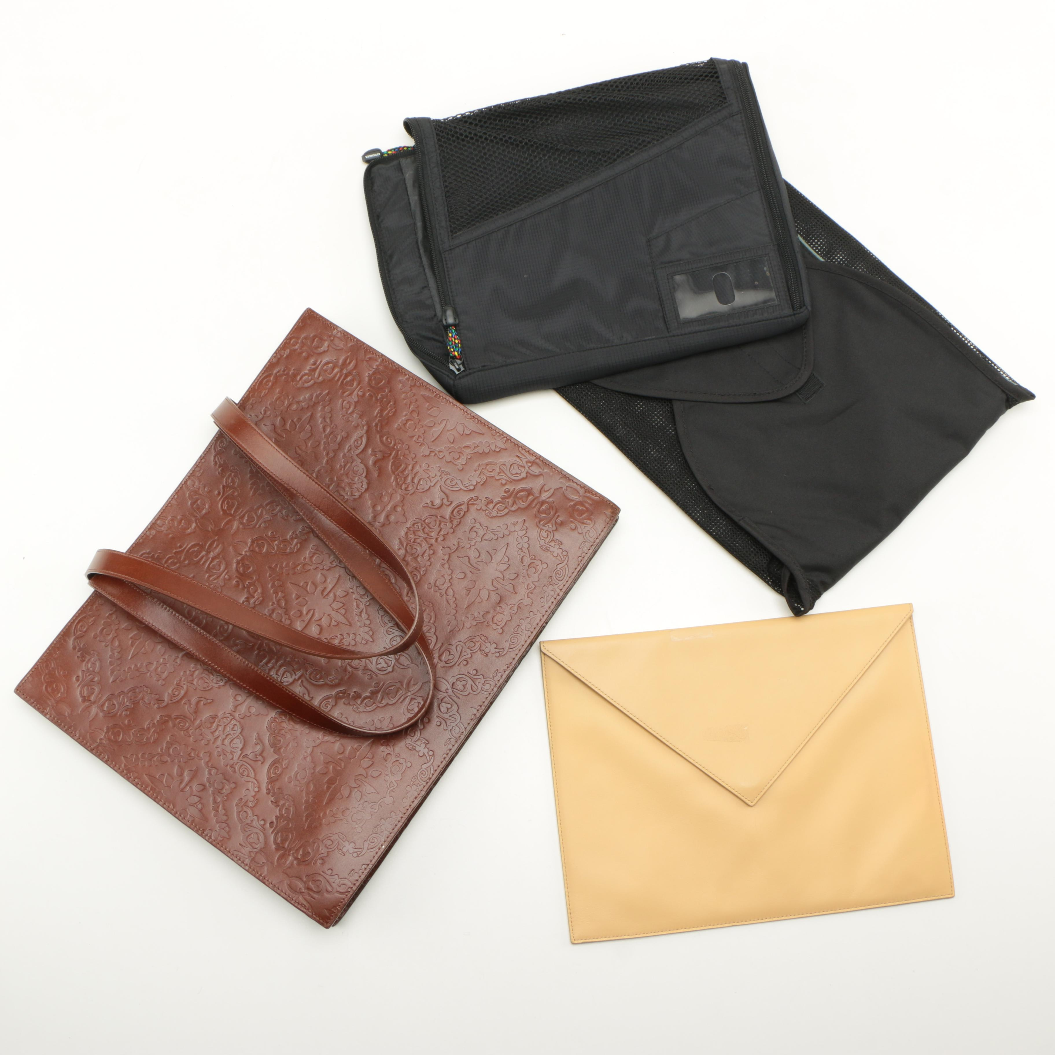 Assorted Travel and Accessory Bags