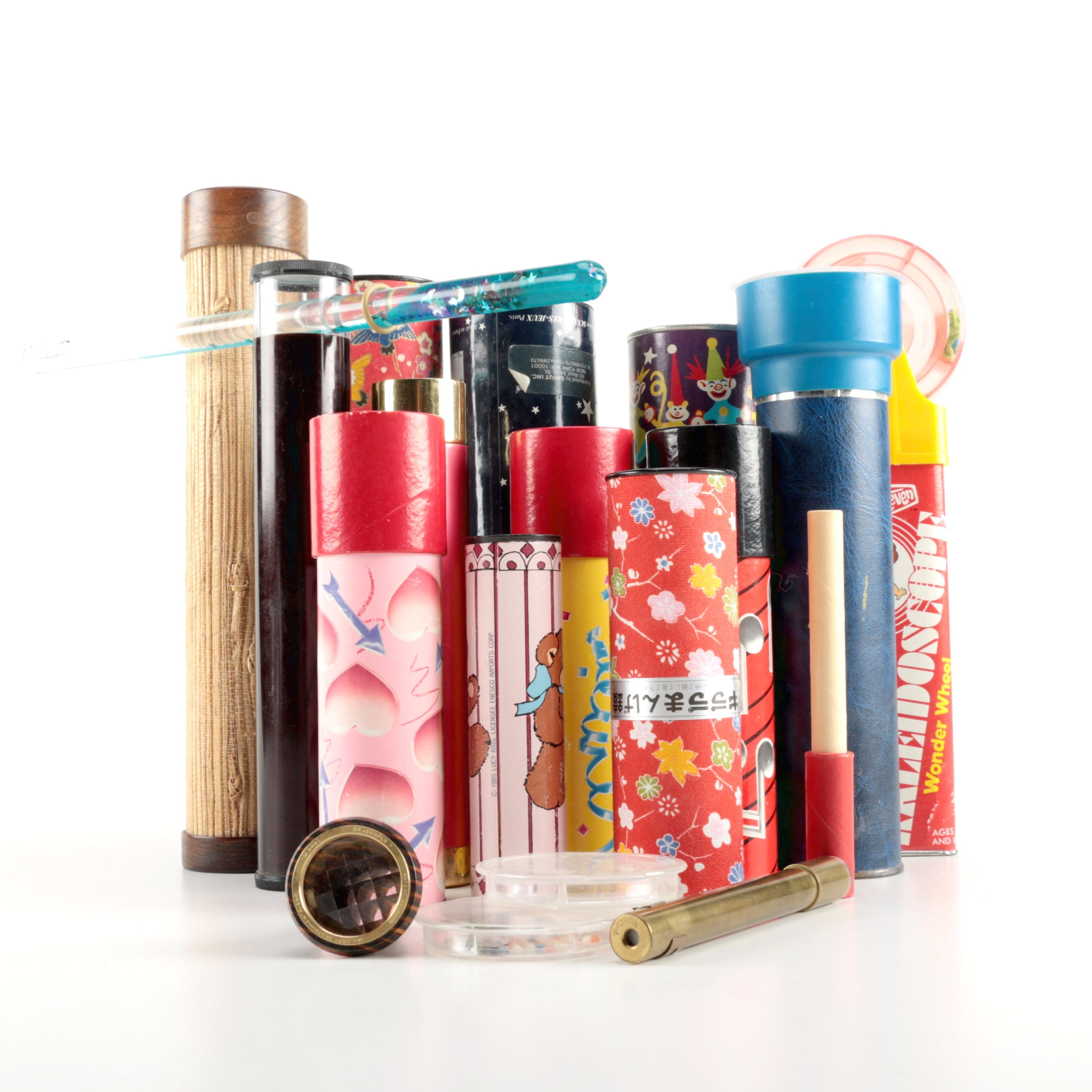 Collection of Kaleidoscopes