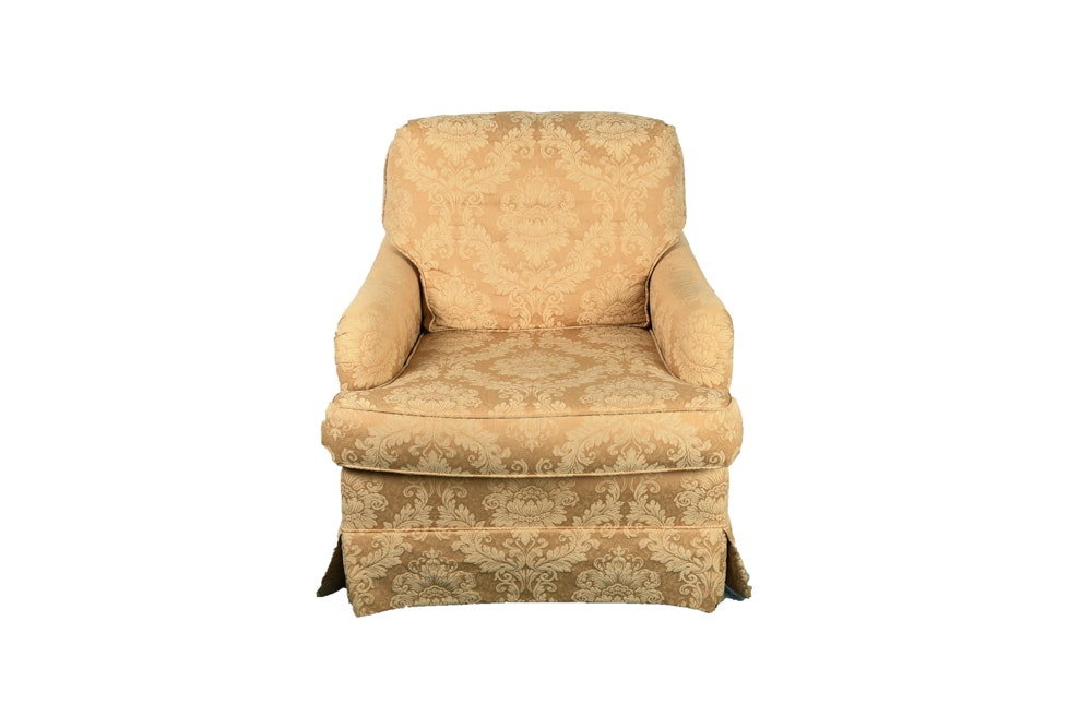 Merveilleux Upholstered Club Chair By Southwood Furniture ...