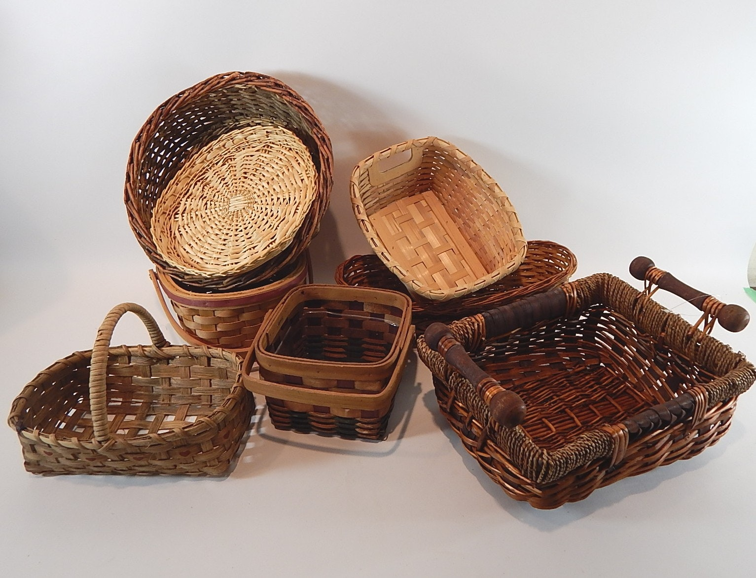 Assorted Basket Collection