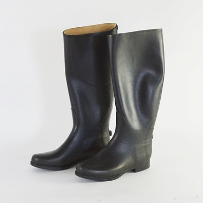 Weather Beeta Ladies English Riding Rubber Boots