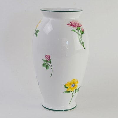 Tiffany and Co. Ceramic Vase