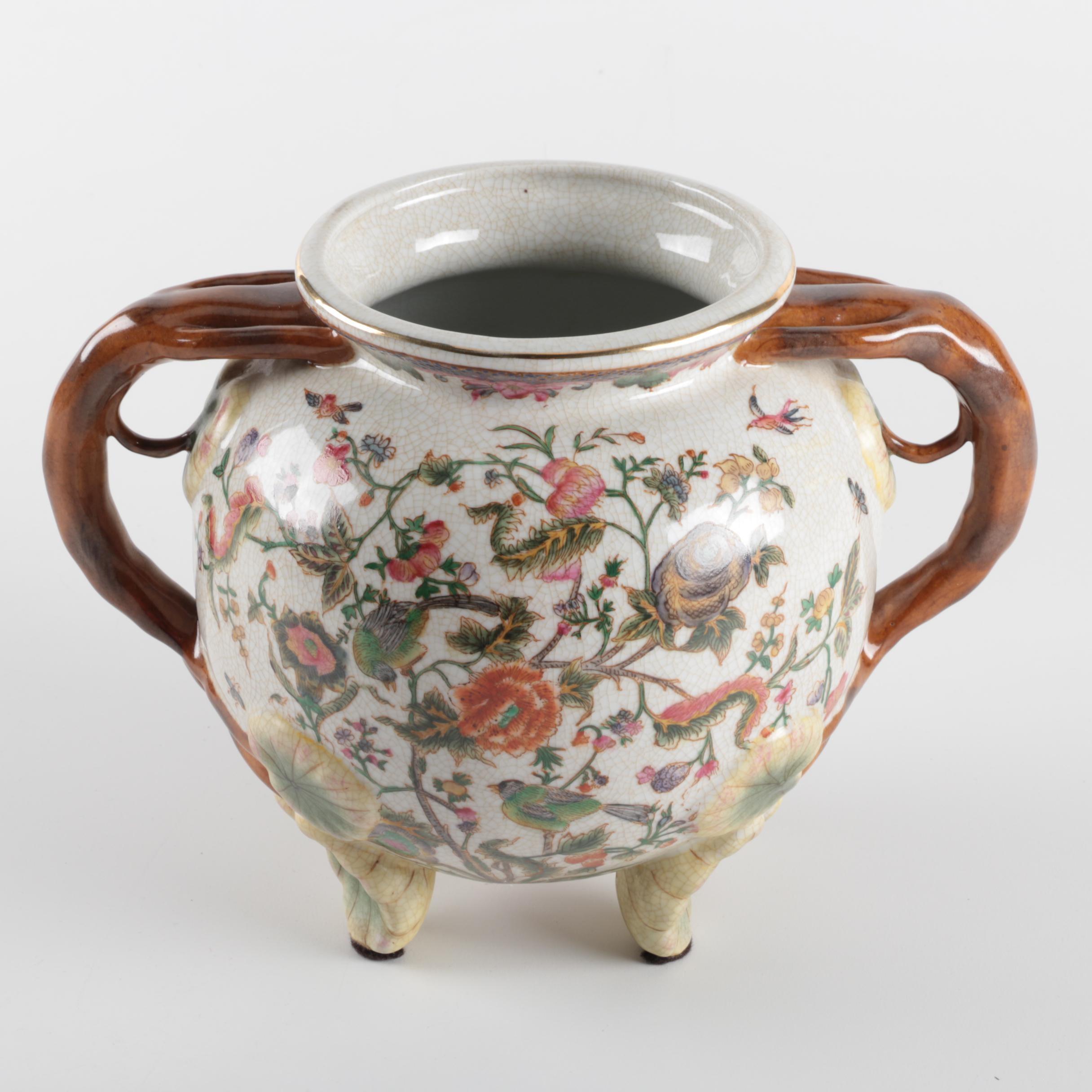 Chinese Decorative Pot