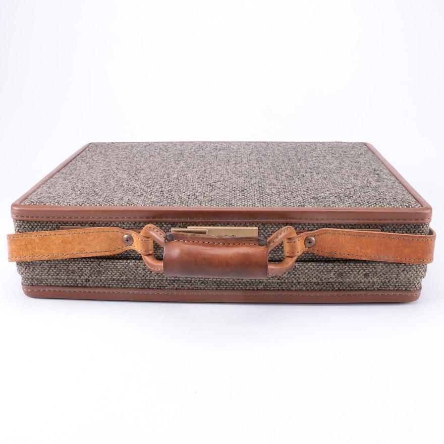 5e1907f3a1a9 Vintage Hartman Briefcase   EBTH