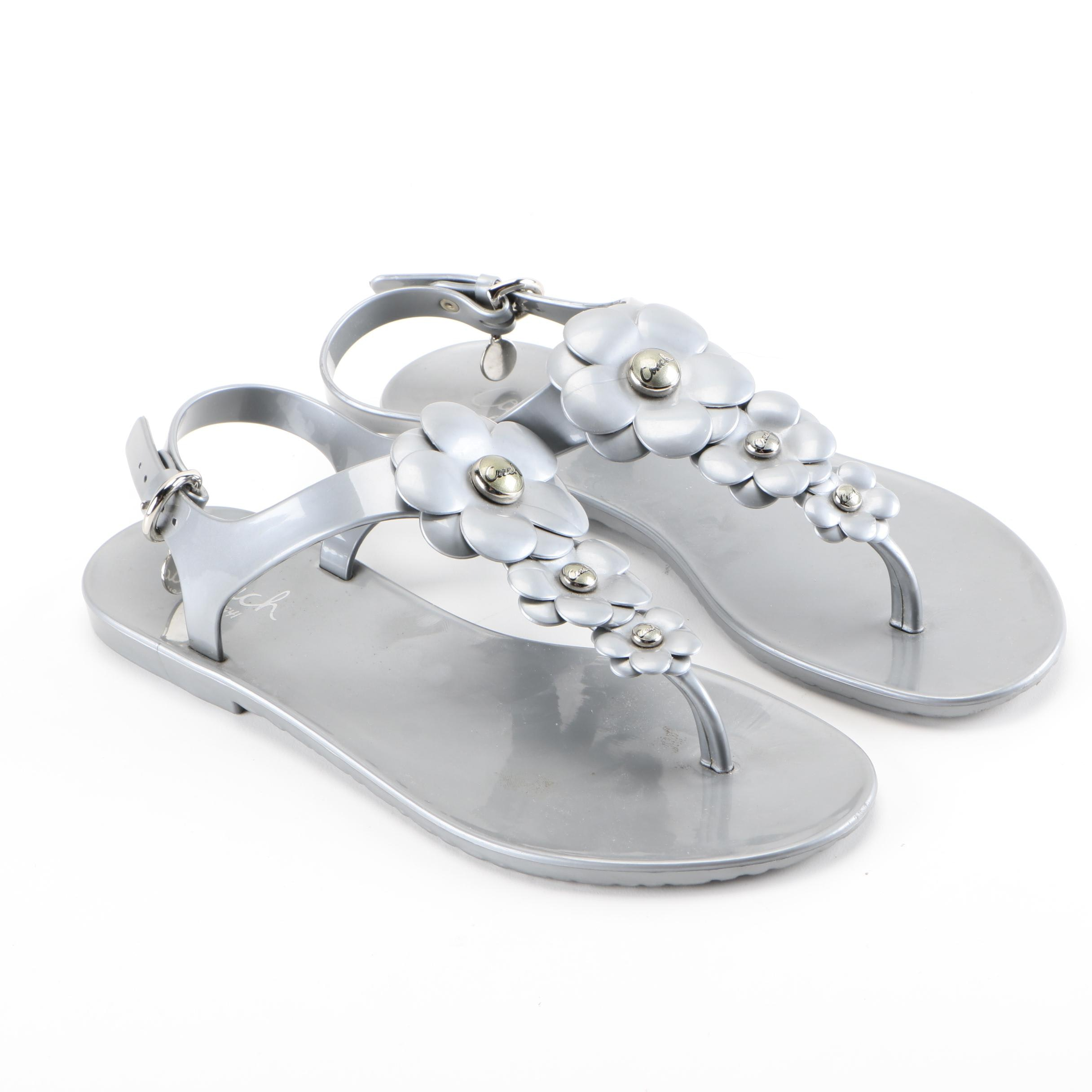 Women's Haylee Jelly Sandals by Coach