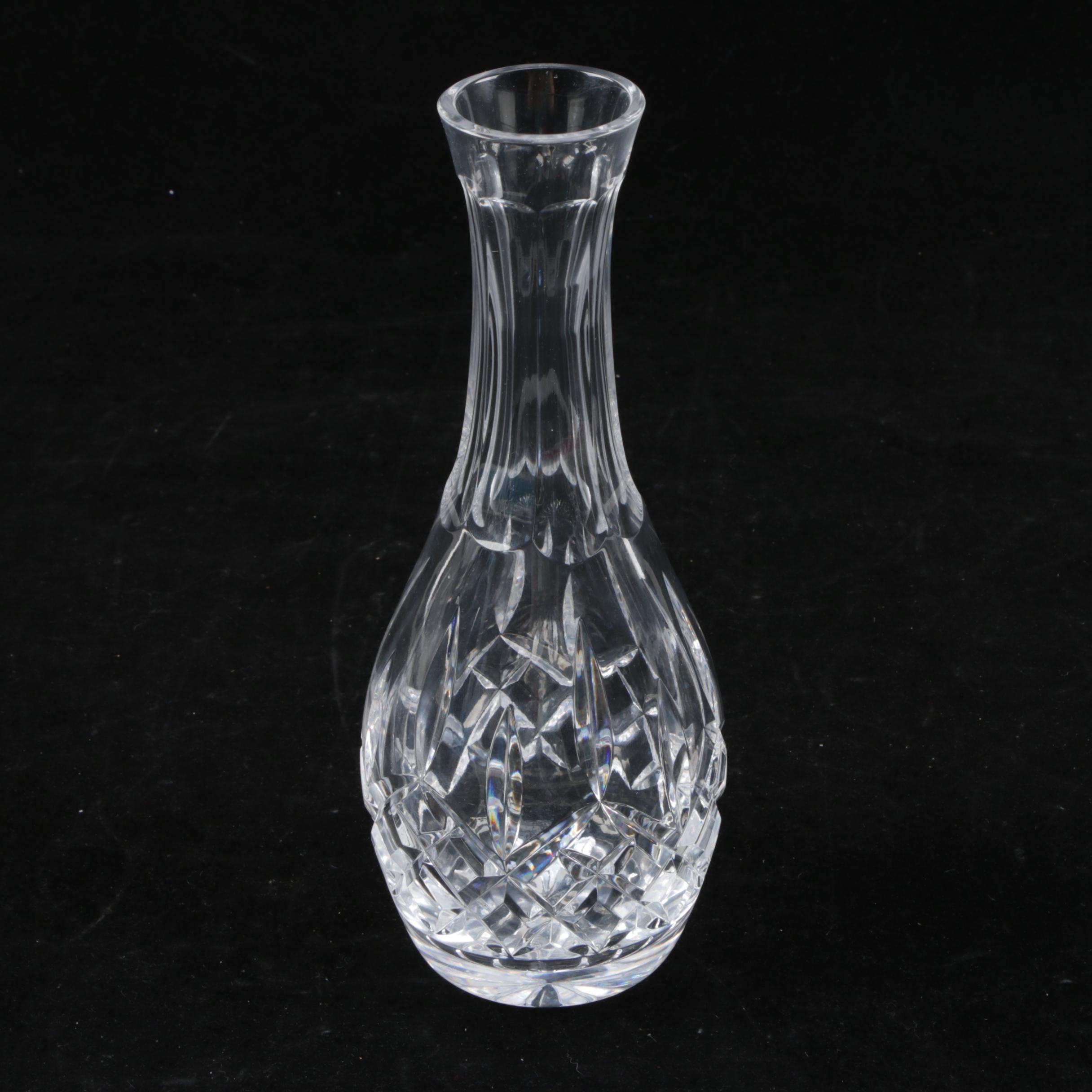 Waterford Crystal Bud Vase