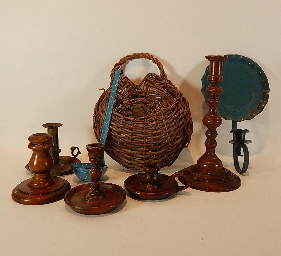 Primitive Household Items