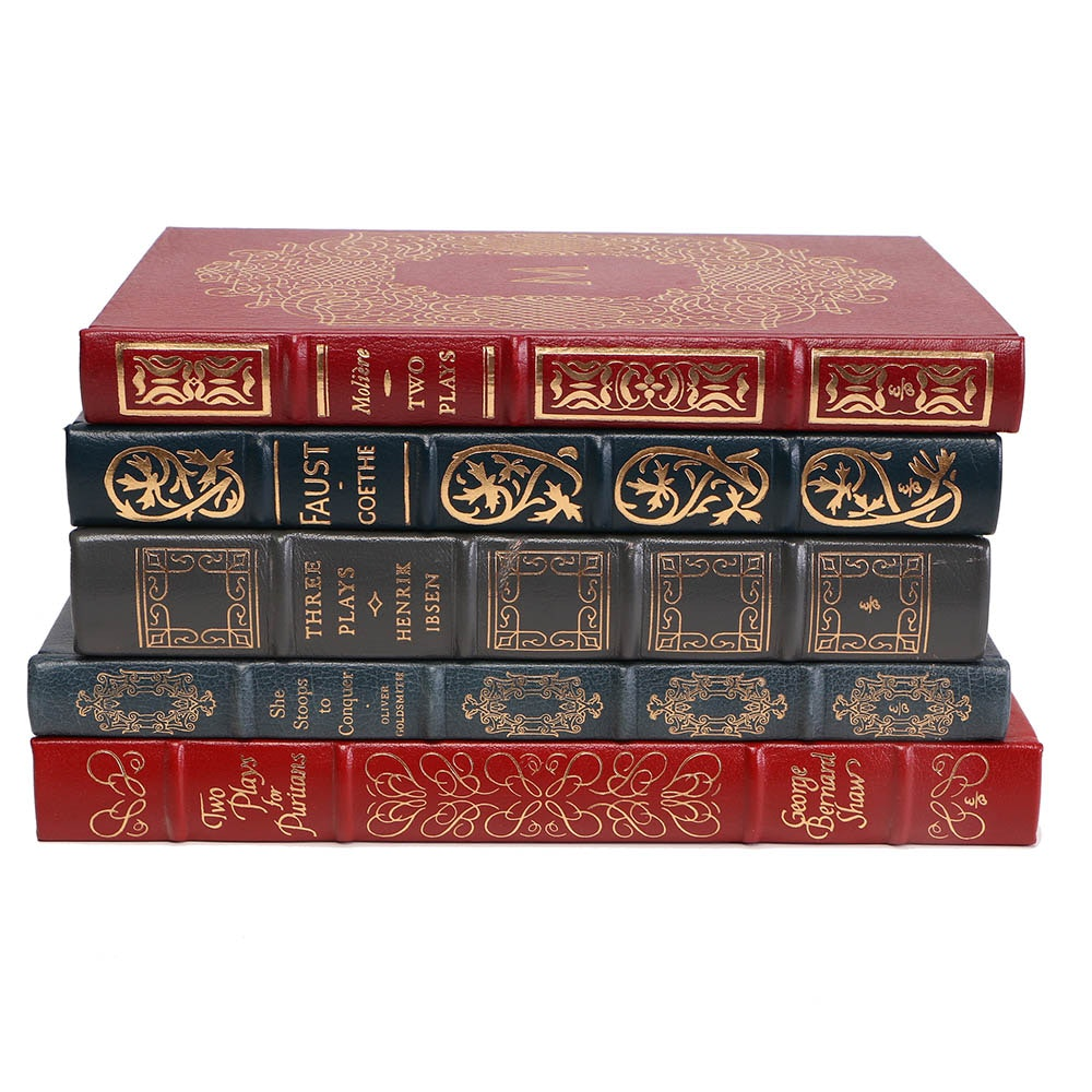 Collection of Hardcover Play Books