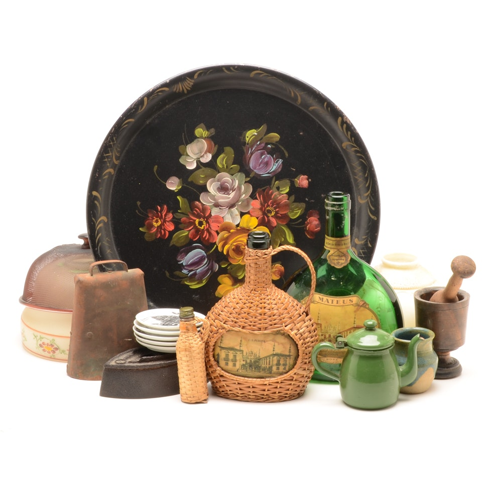 Assorted Decorative Collectibles